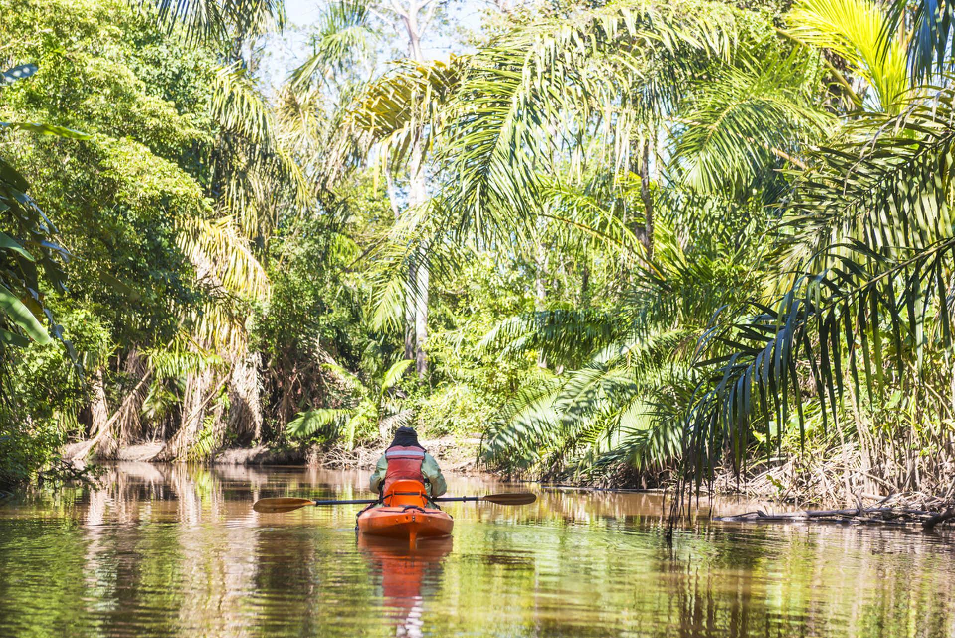 Archipel Las Isletas de Granada en Kayak
