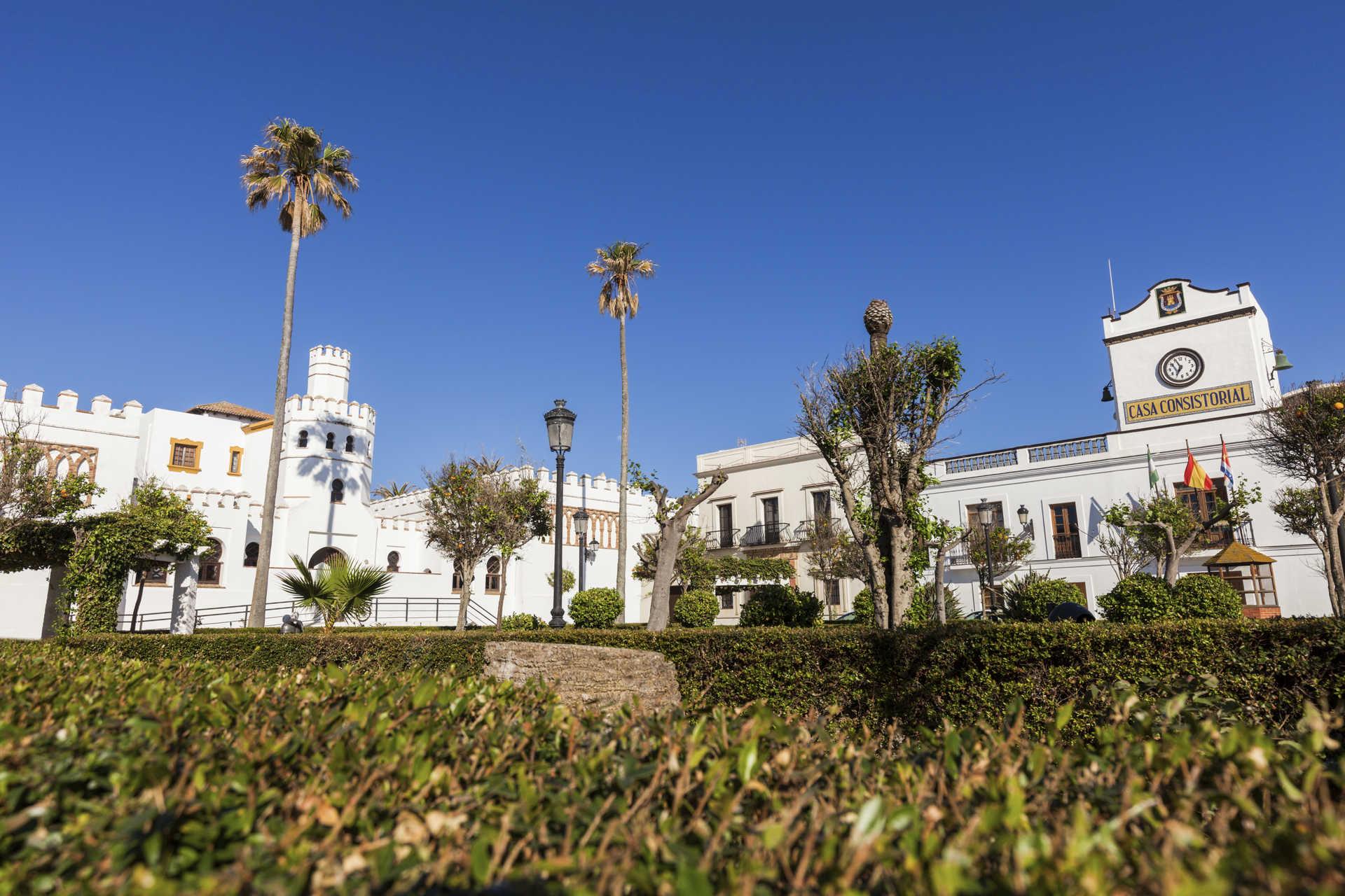 Architecture ancienne de Tarifa