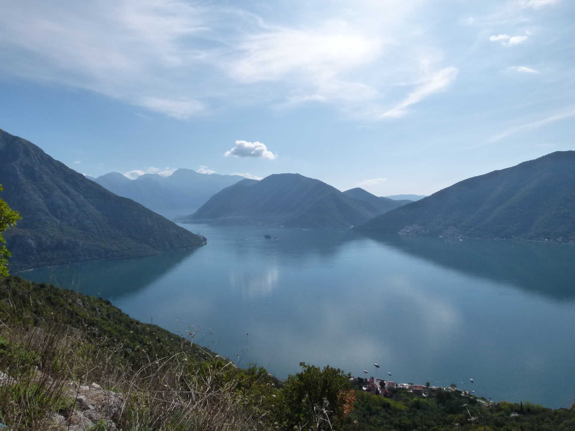 Baie de Kotor, Montenegro
