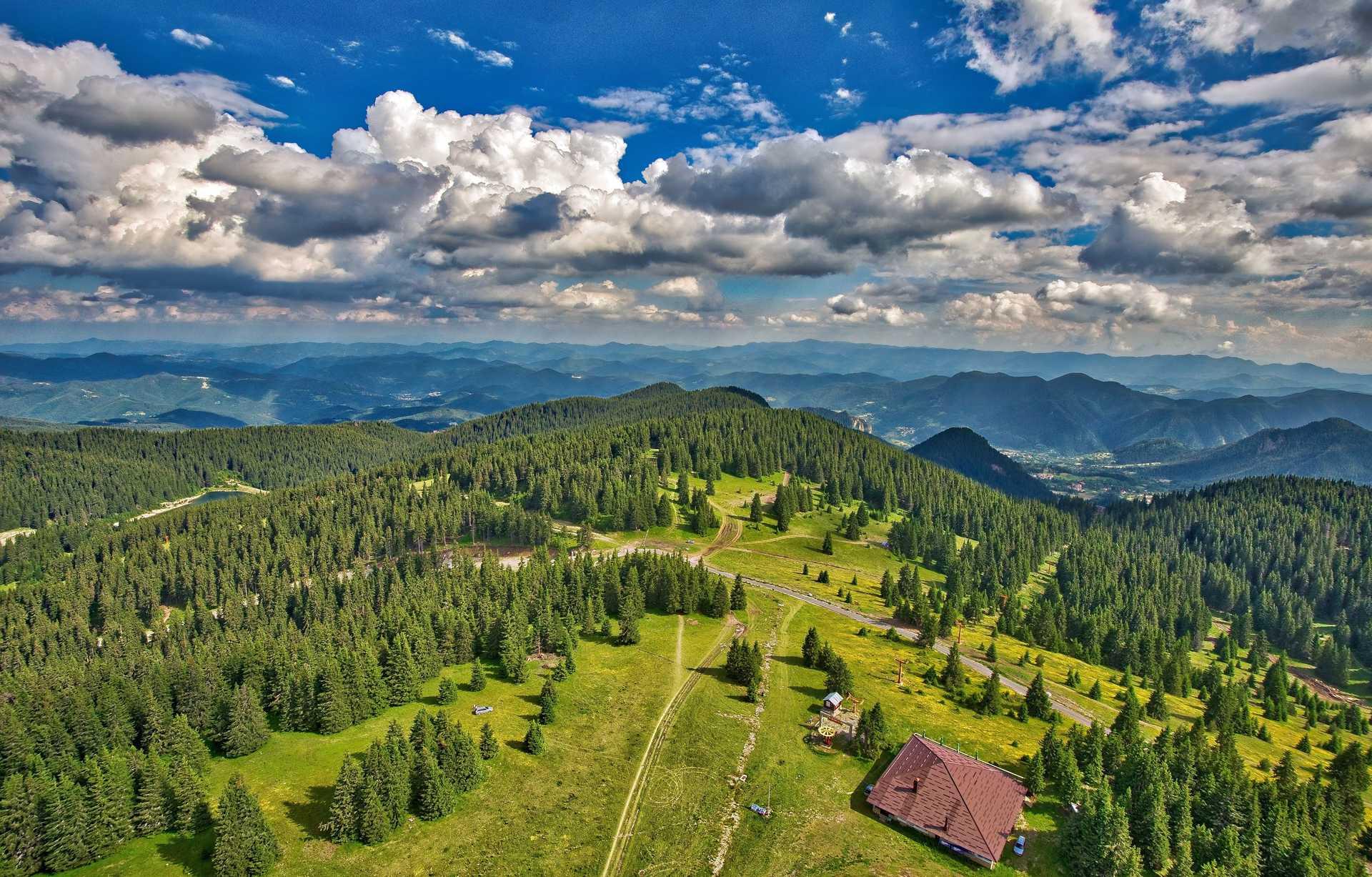 Carpates bulgares, Bulgarie