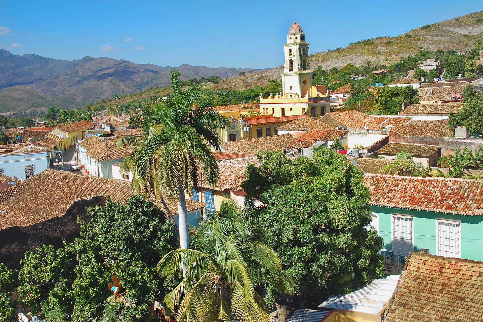 Centre historique de Trinidad