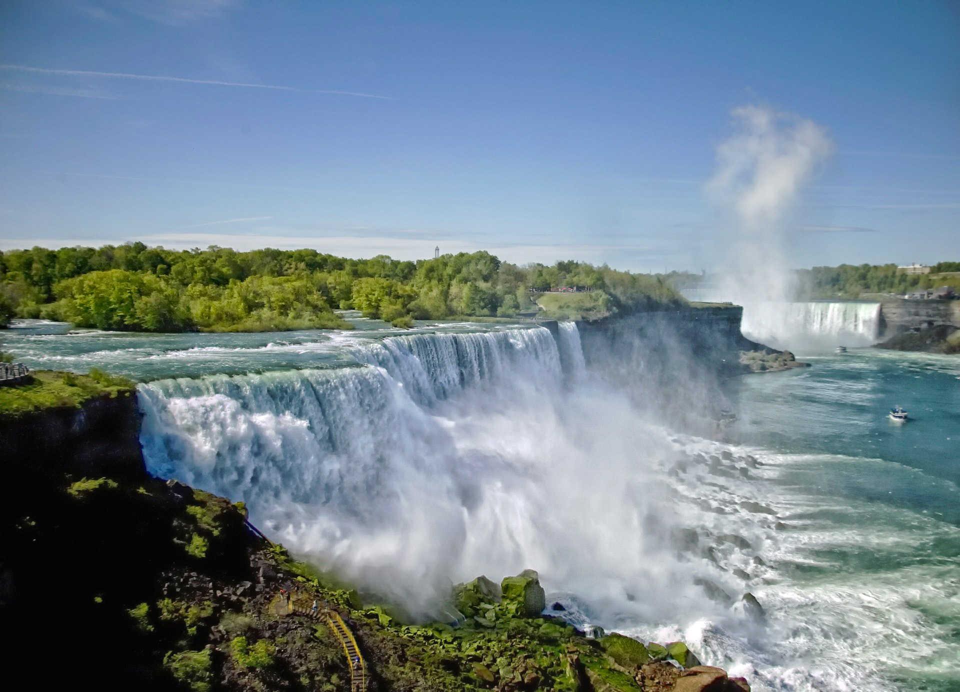 Chutes du Niagara au Québec