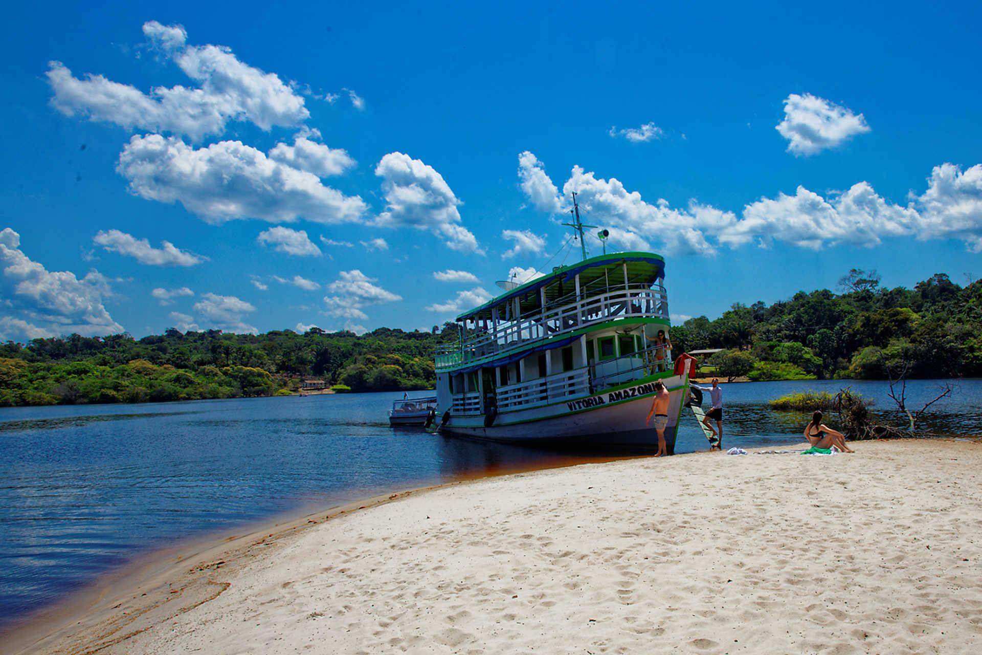 croisière Amazonie, Manaus, Rio de Janeiro, Ilha Grande