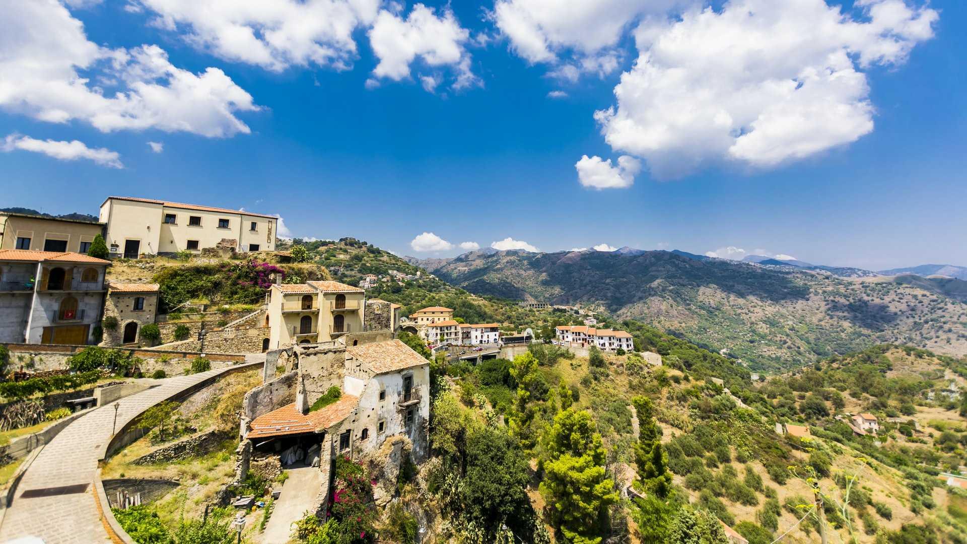 Dans l'ouest de la Sicile