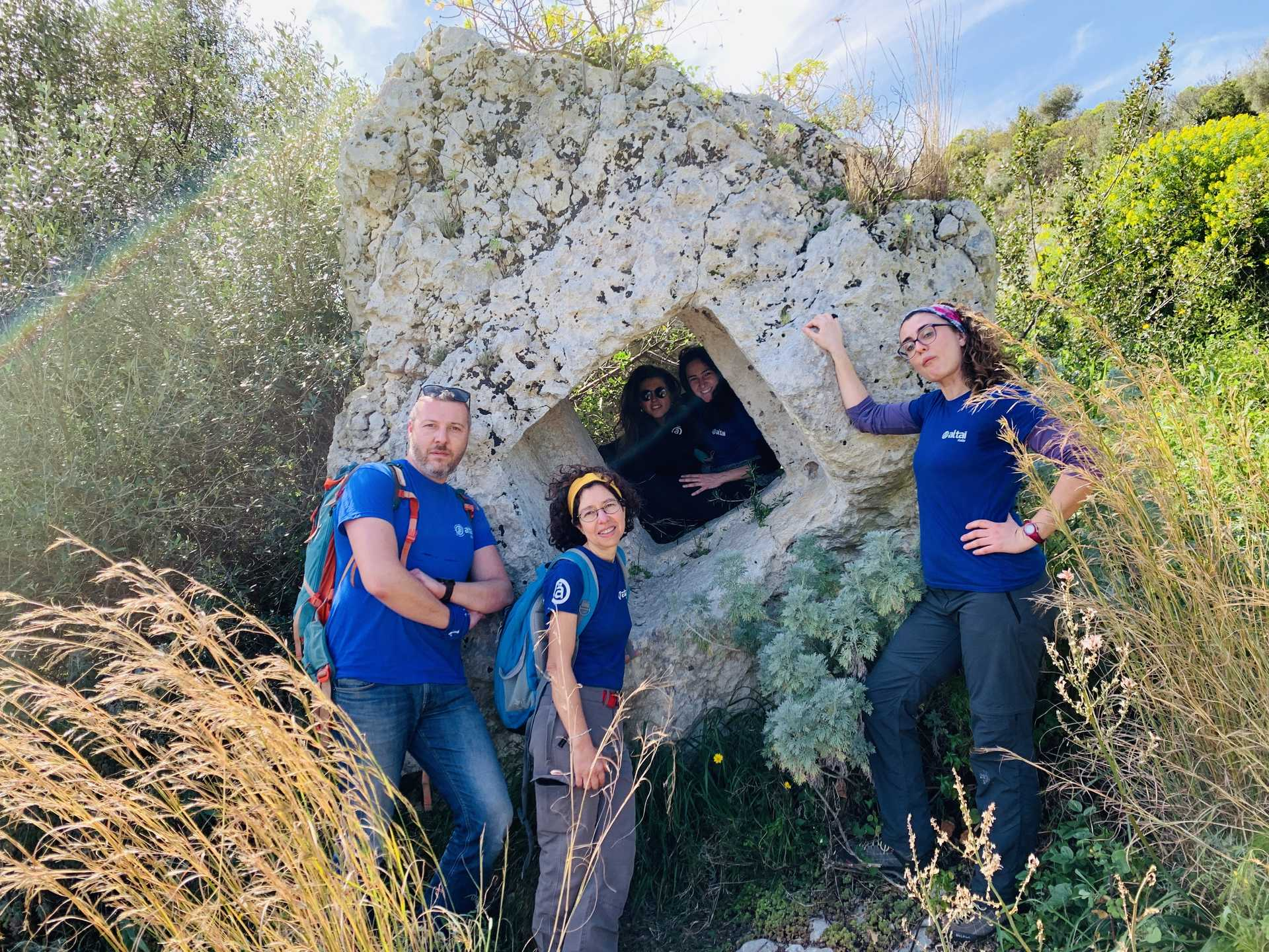 Equipe Locale Altaï Sicilia