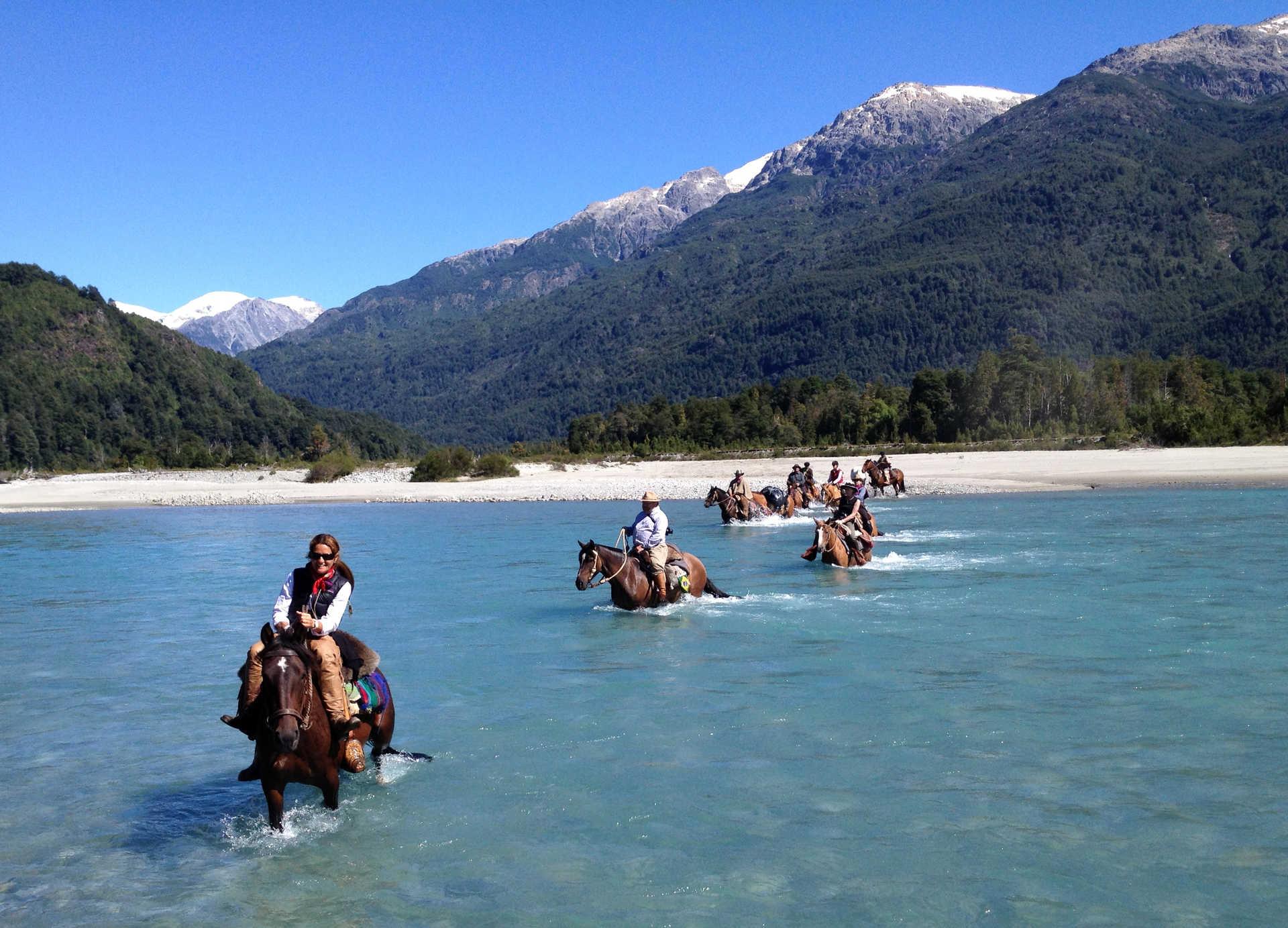expédition en Patagonie