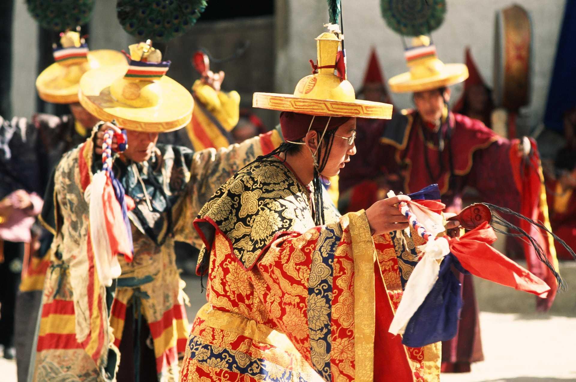 Festival bouddhiste