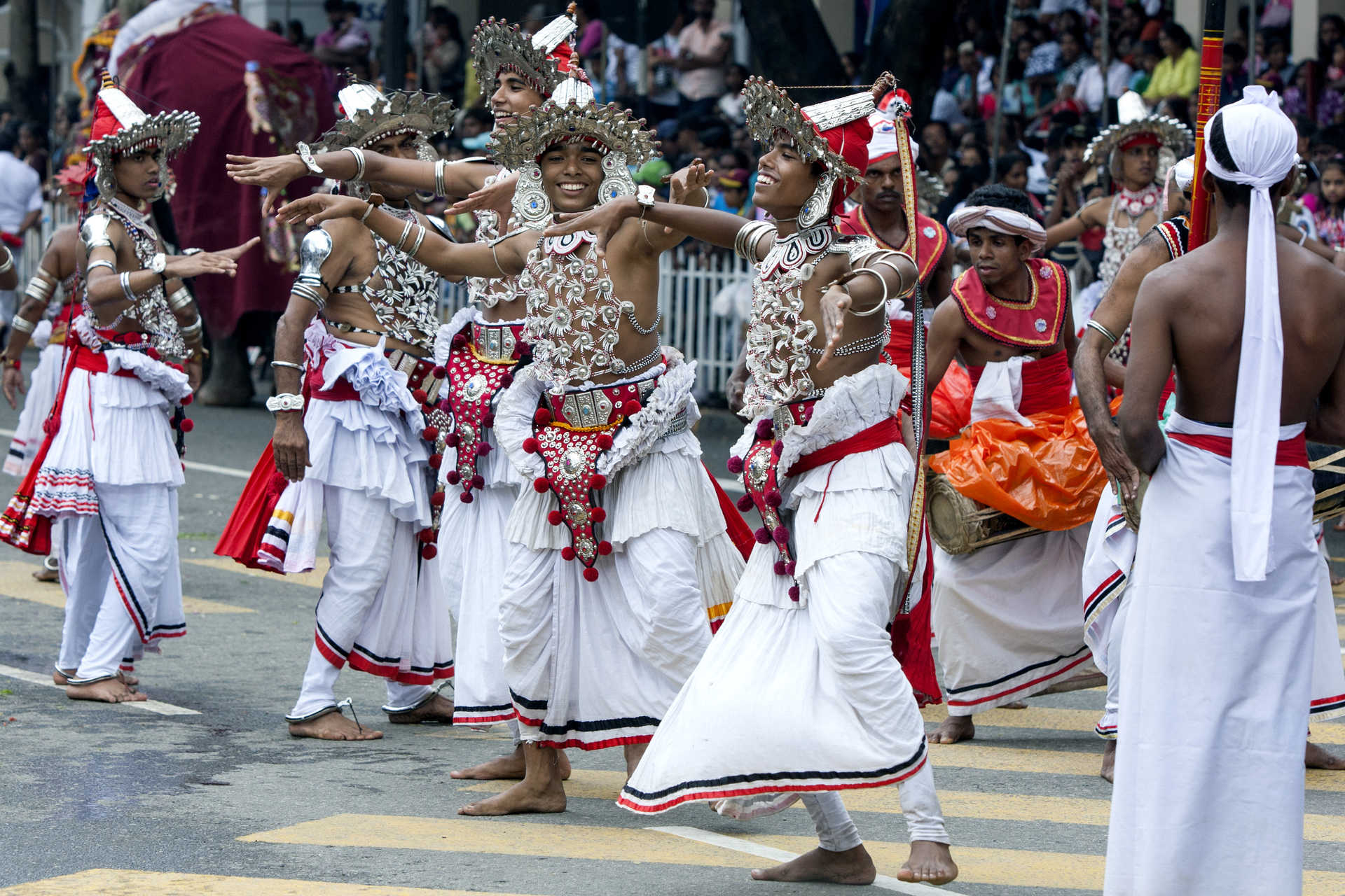 Festival de Esala Perahera à Kandy