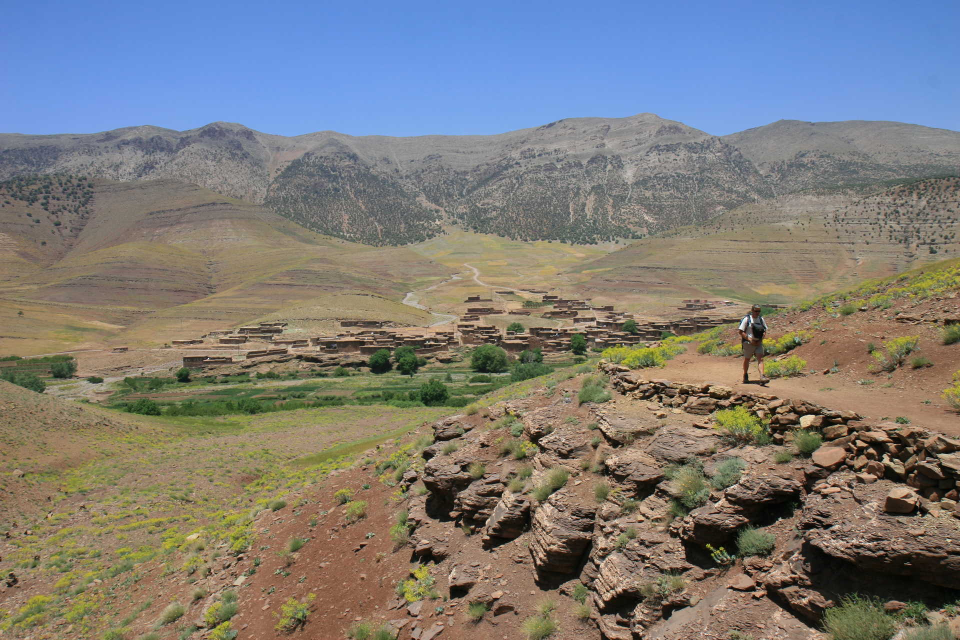 Haut Atlas Oriental au Maroc