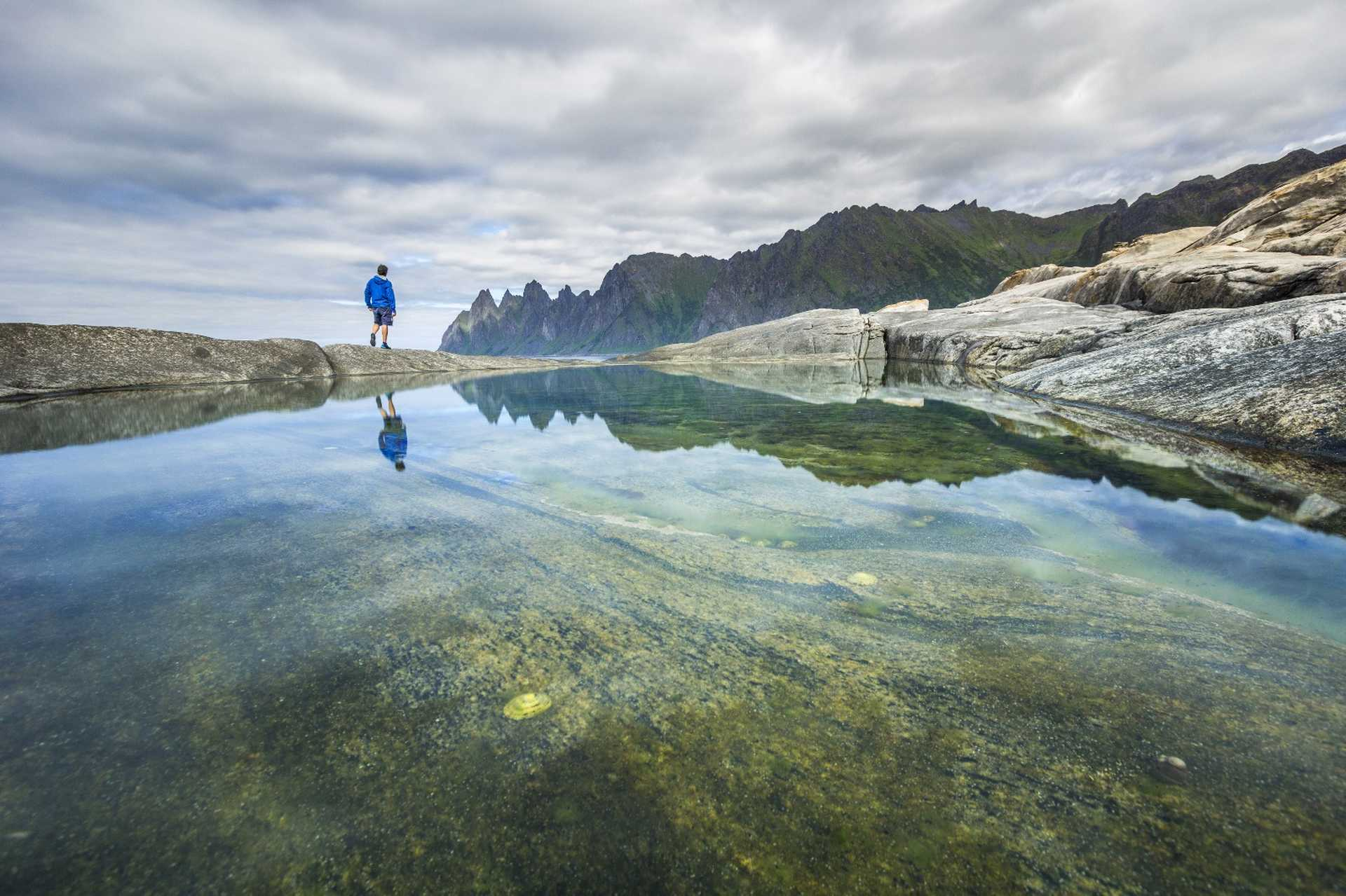 Iles Vestralen Norvège du Nord