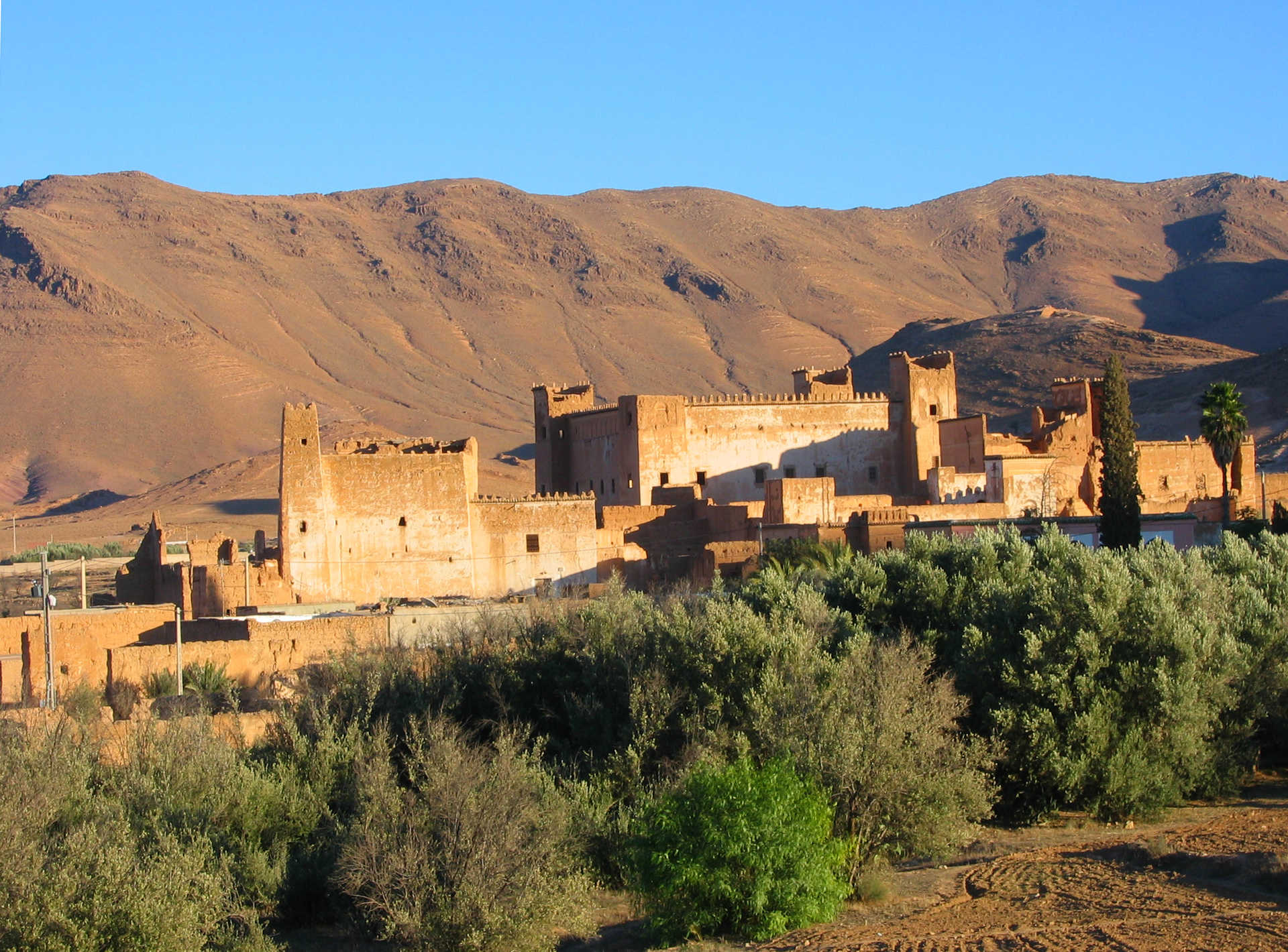 Kasbah Anti-Atlas, Maroc