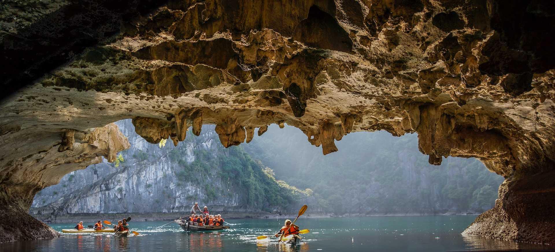 Kayak Baie d'Ha Long