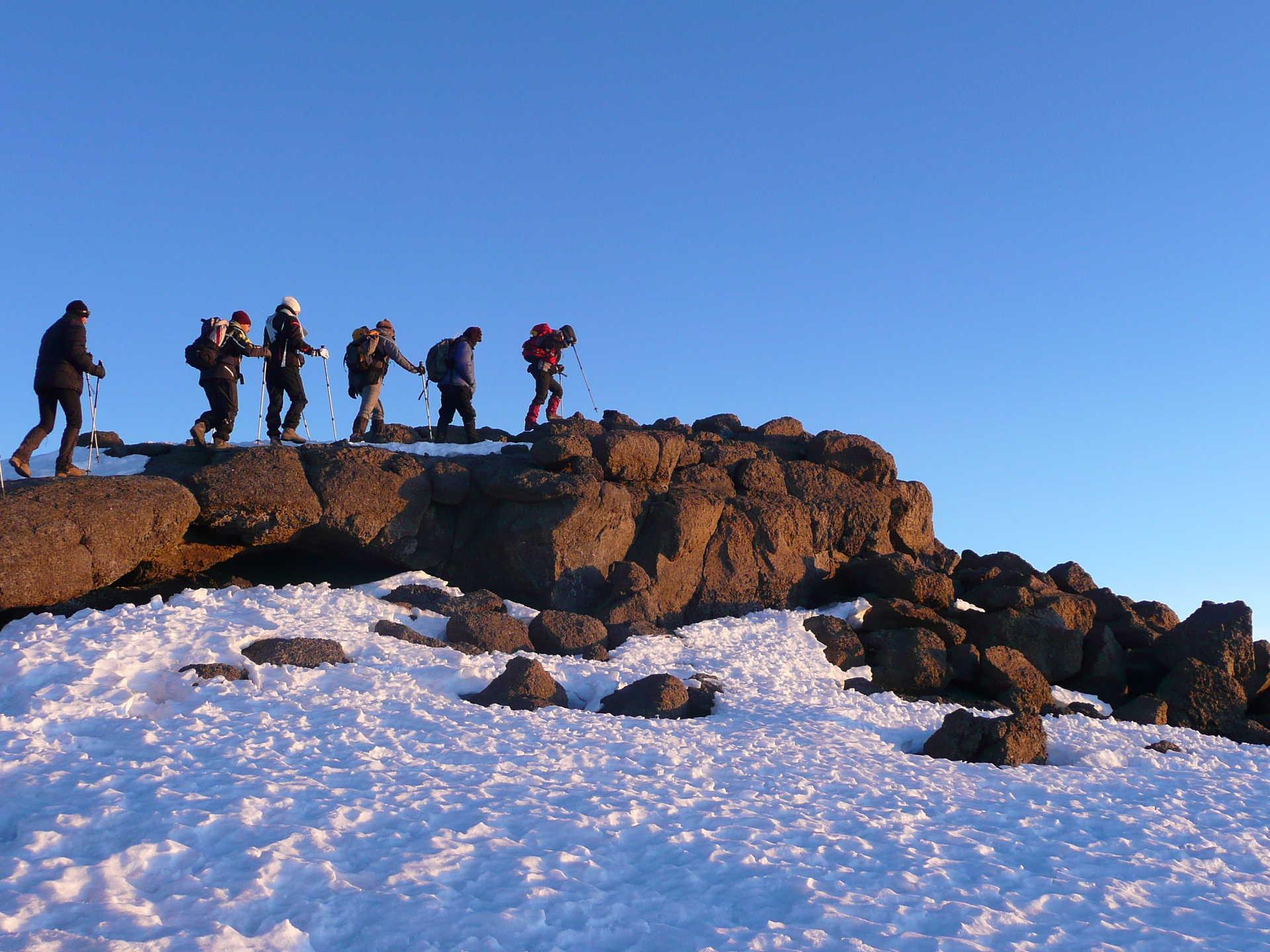 Kili : en quête du sommet !
