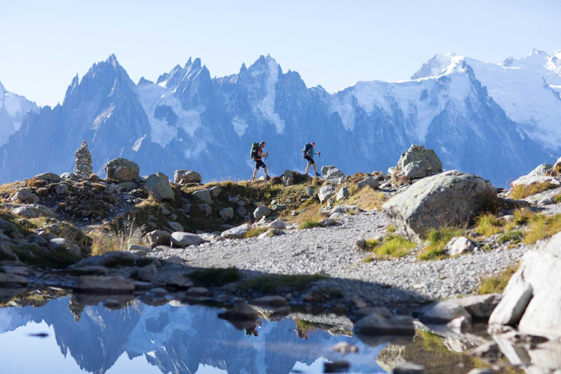 Lac Tour du Mont-Blanc