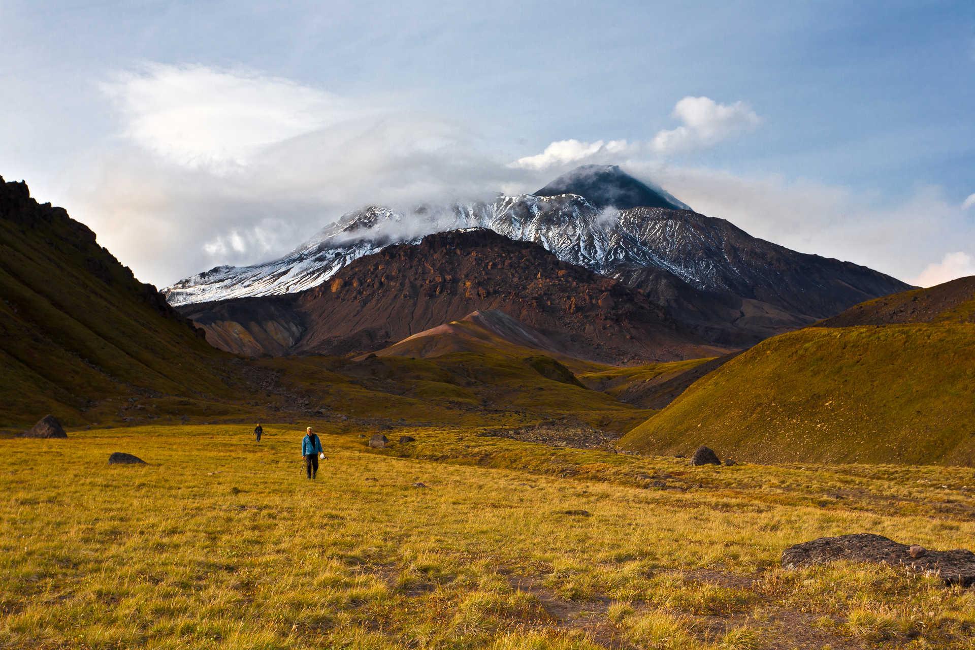 L'été au Kamtchatka