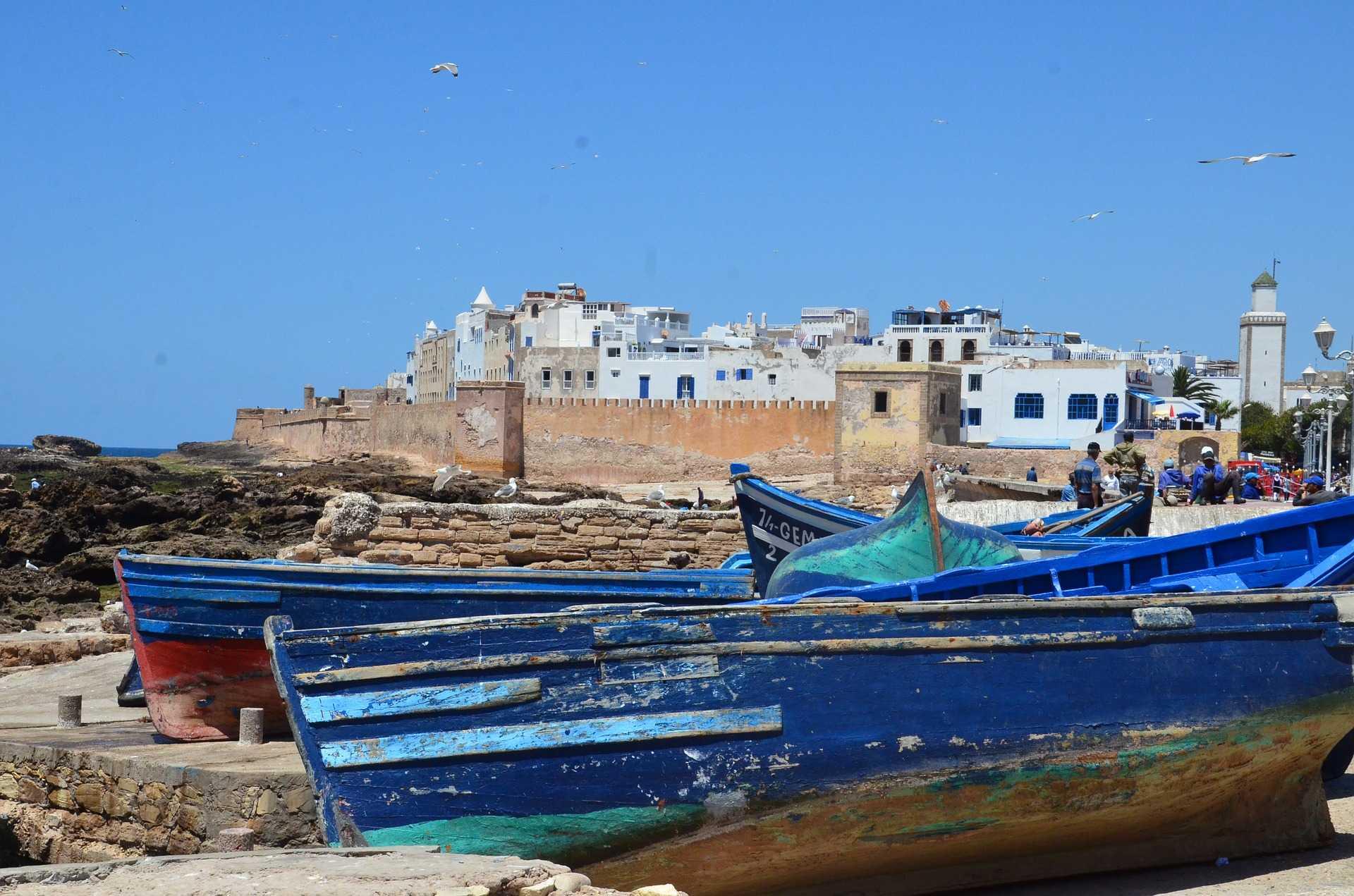 Medina d'Essaouira, Maroc