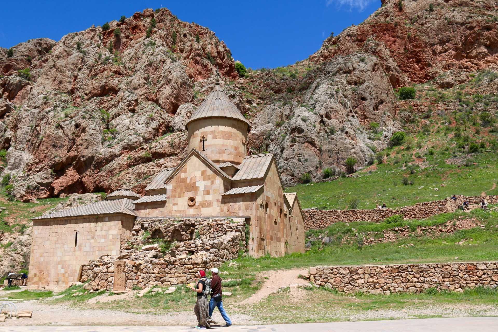 Randonnée Monastère de Noravank Arménie