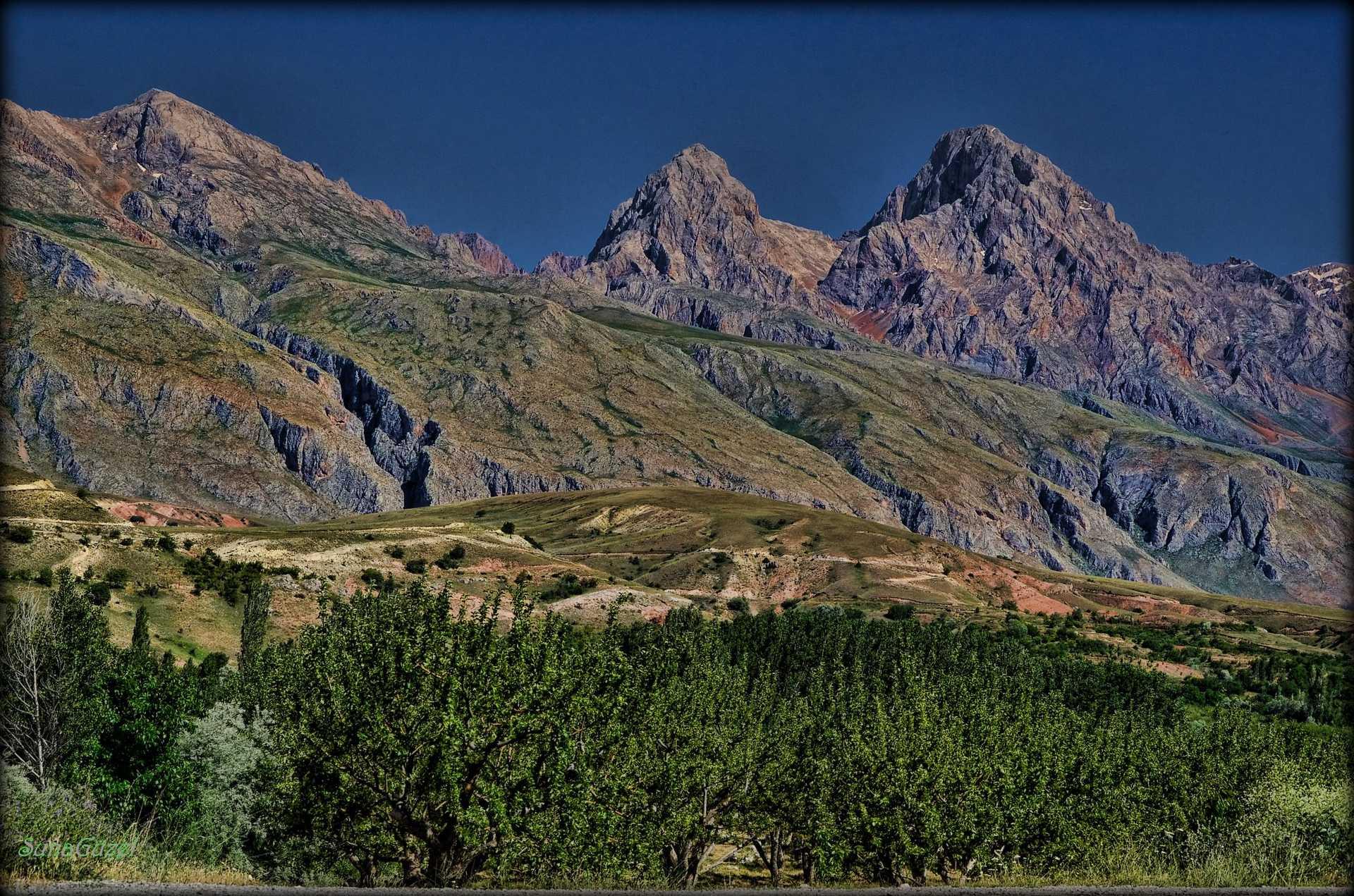 Mont Taurus