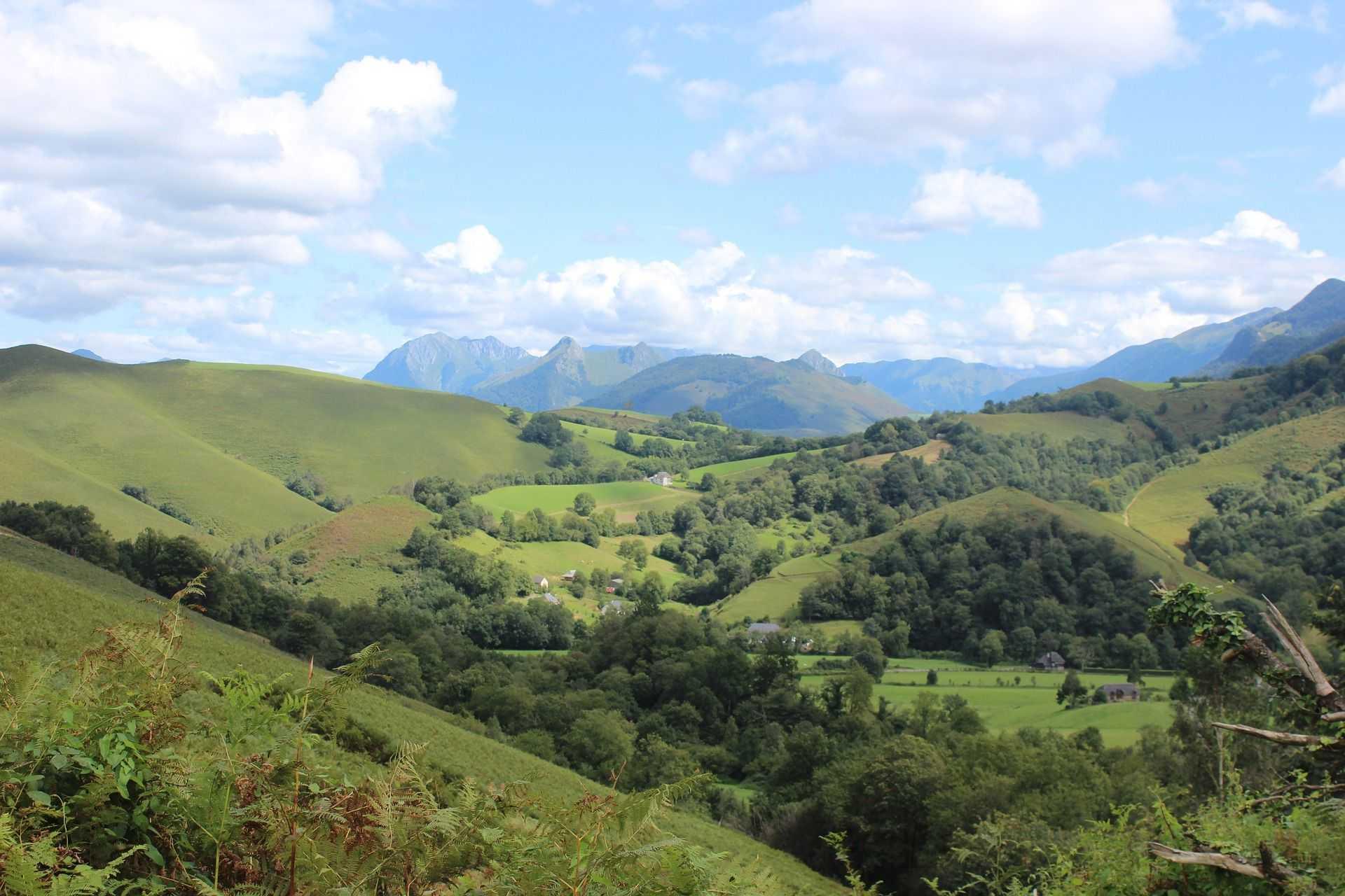 Montagne basques
