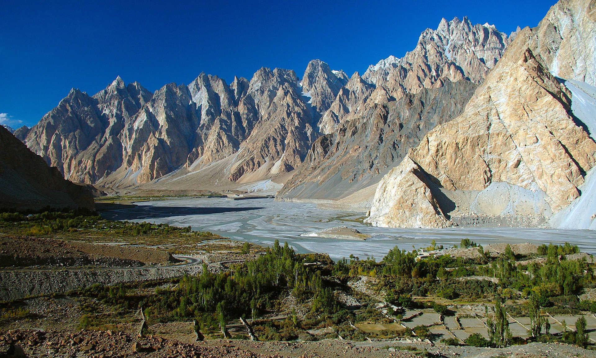 Passu Pakistan Karakoram