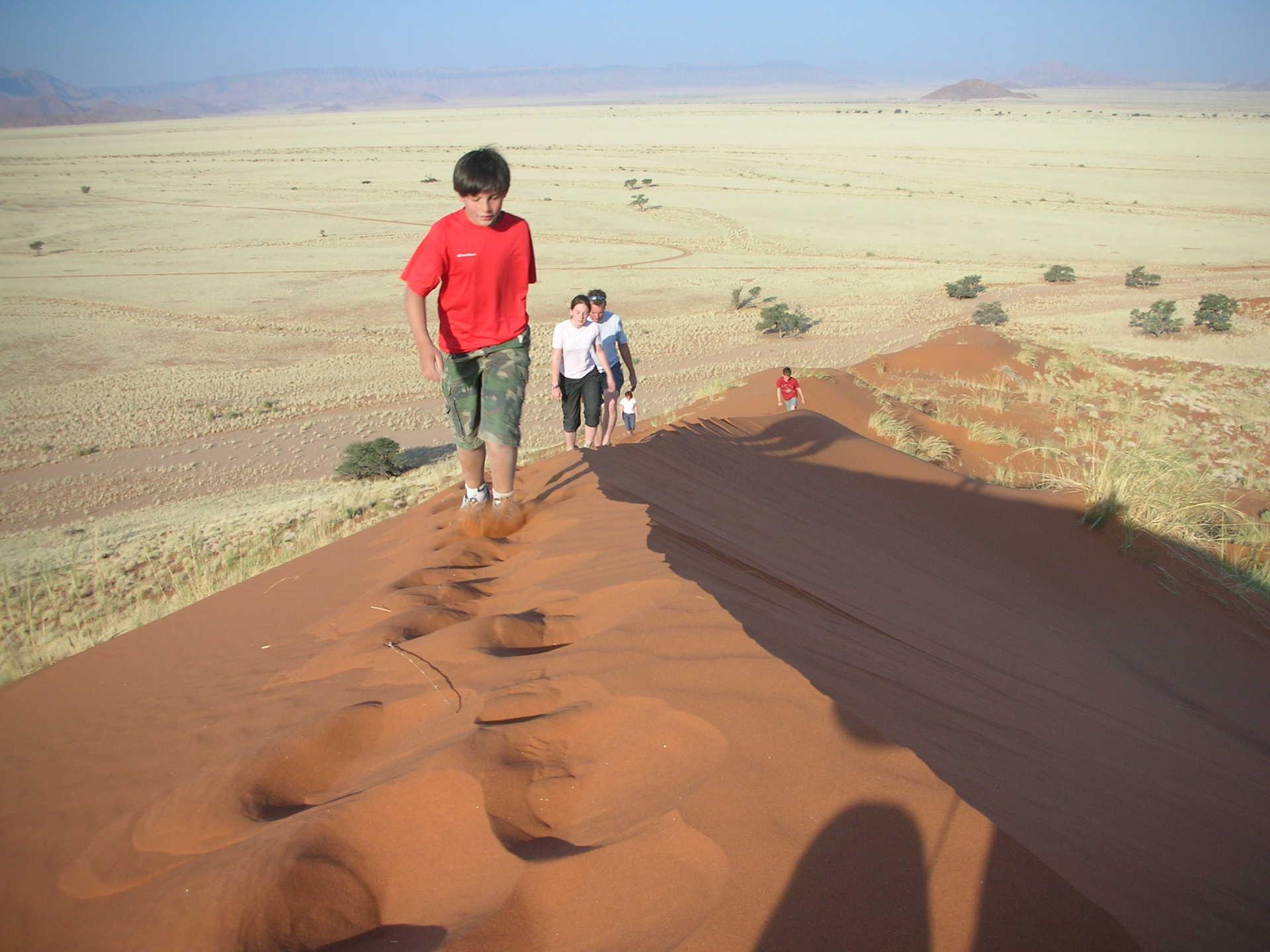 Namibie, dune, Sossuleiv