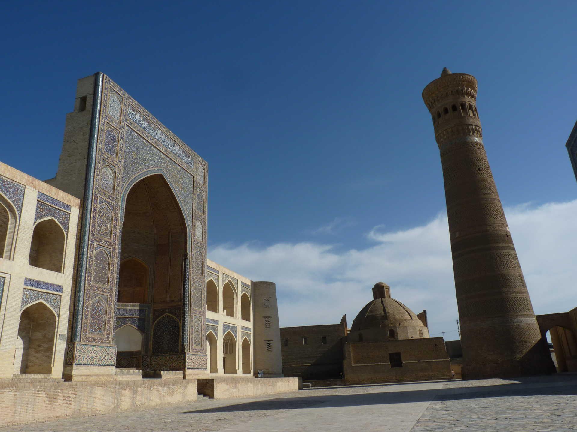 voyage en Ouzbekistan, route de la soie, Samarcande, vallée de fergana