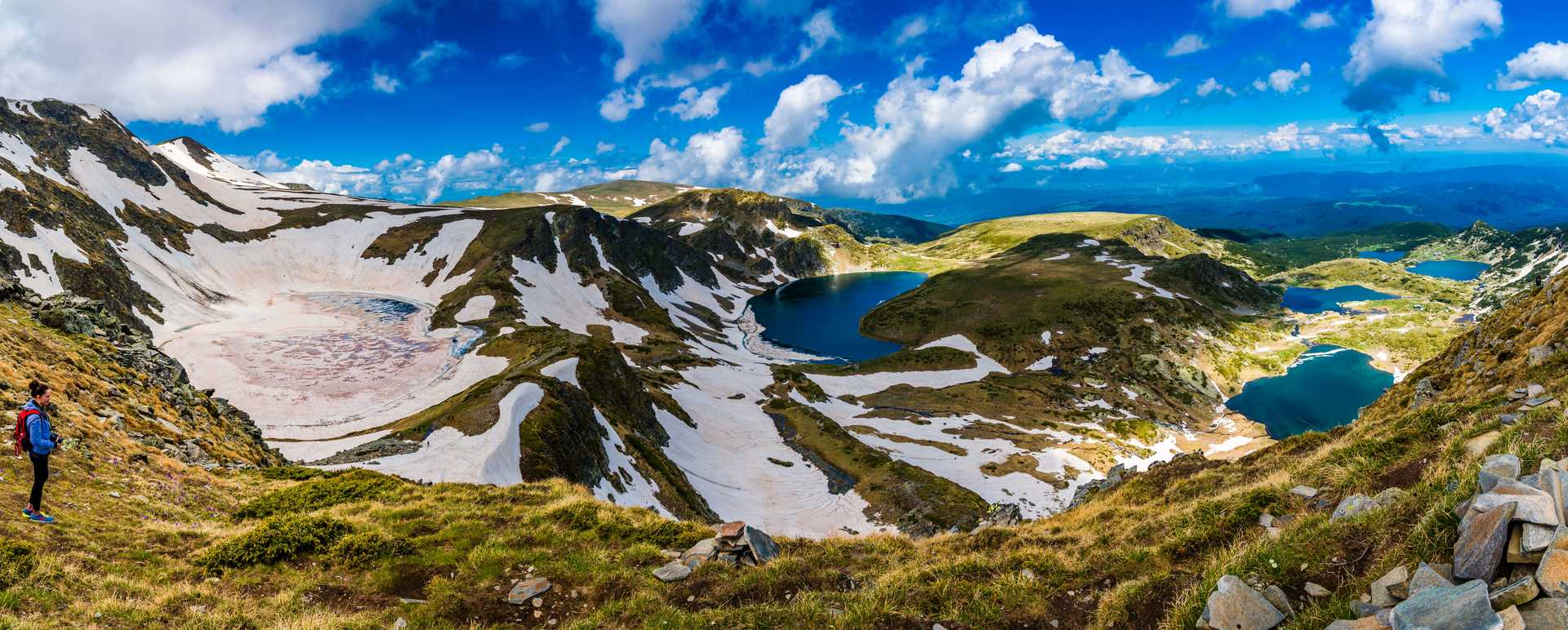 Parc national du Rila, Bulgarie