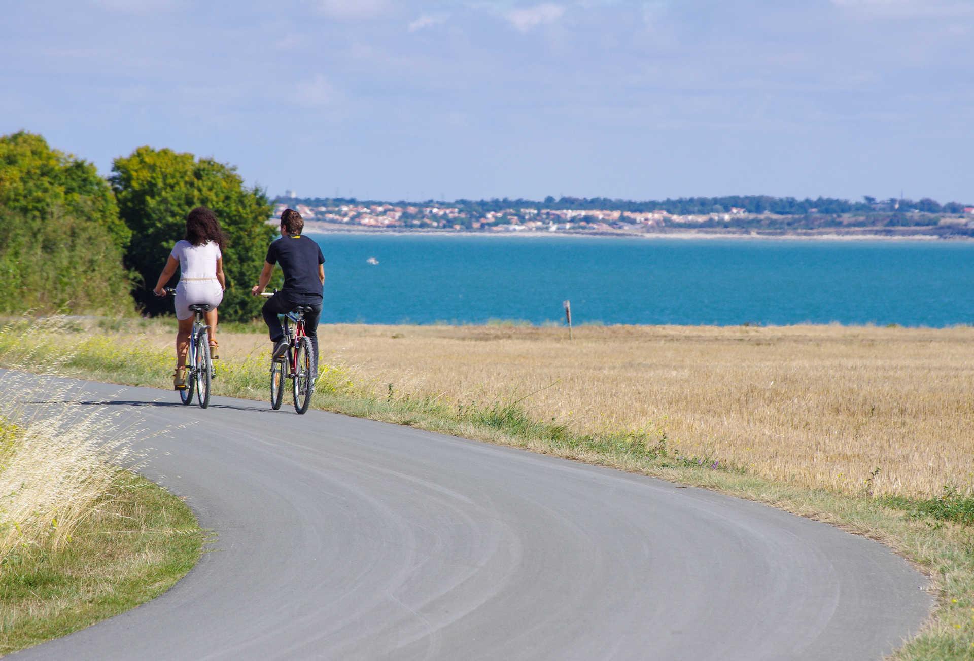 Circuit vélo Liberté Royan Oléron Sud Ouest France