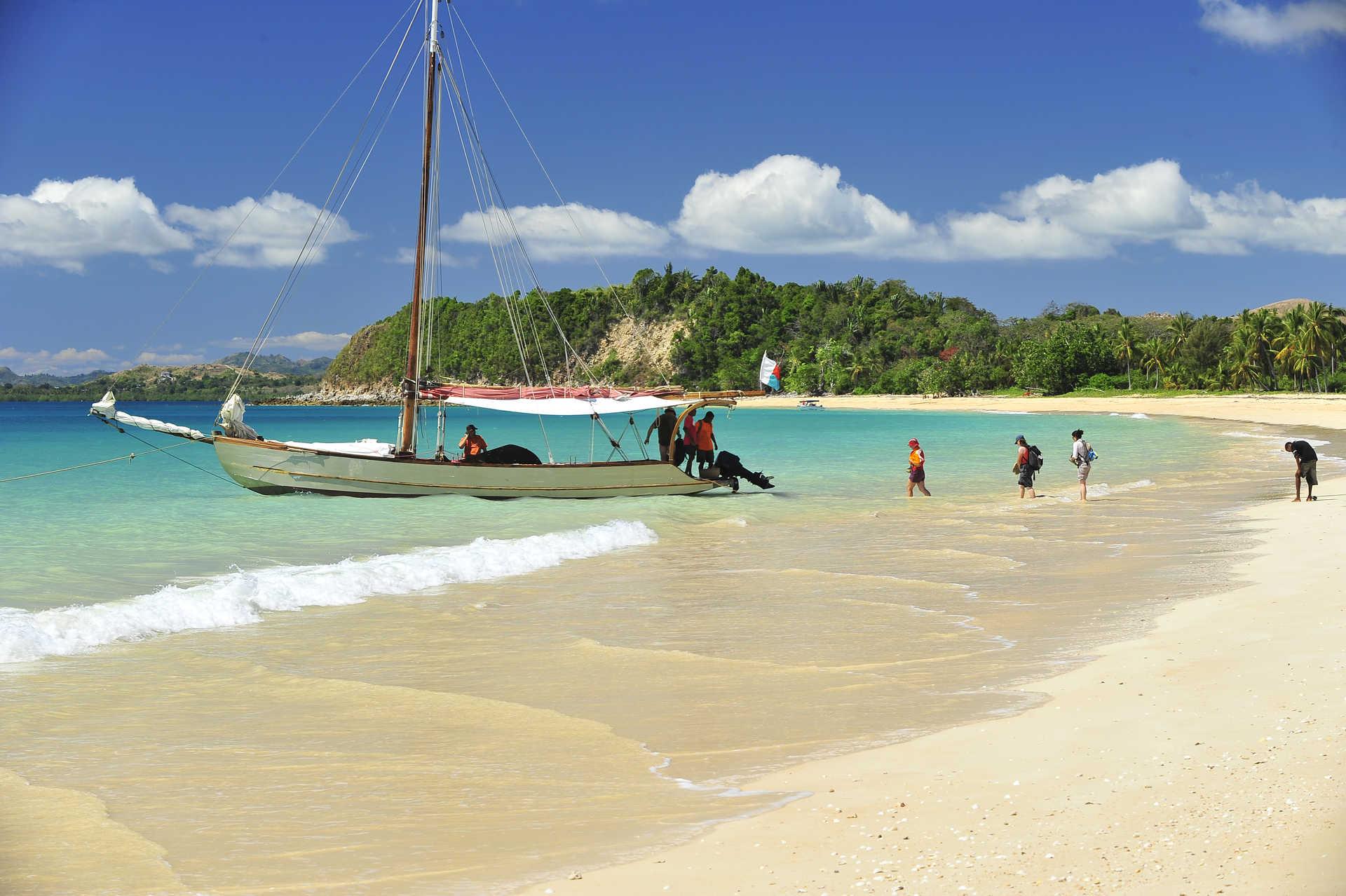 Prêt pour une aventure en cabotage dans le Nord de Madagascar
