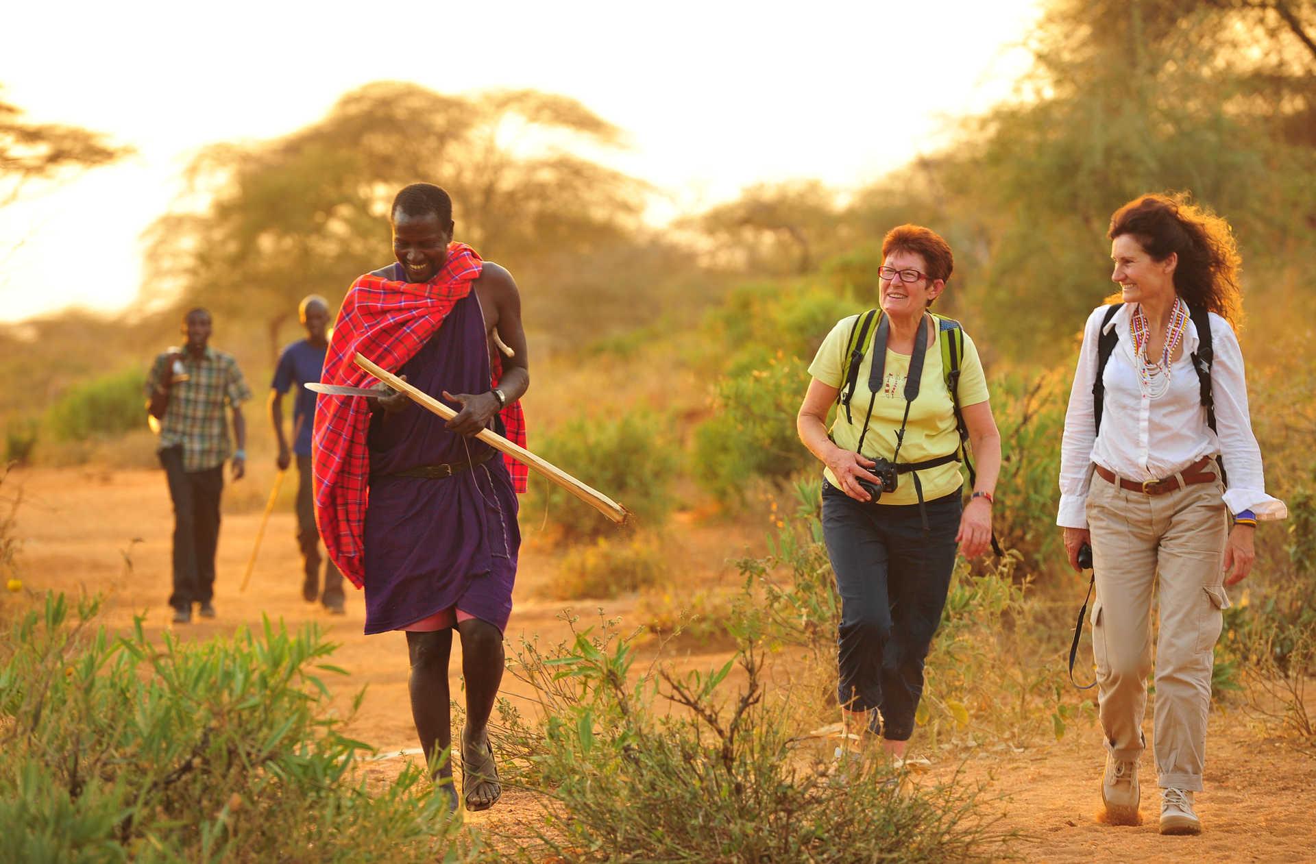 Rando Massai Kenya