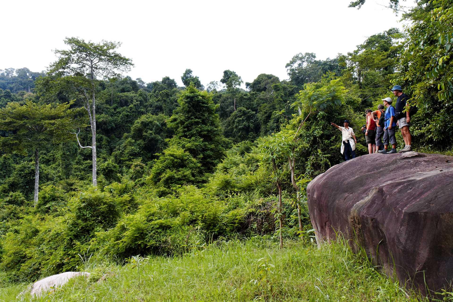 Randonnée Cambodge