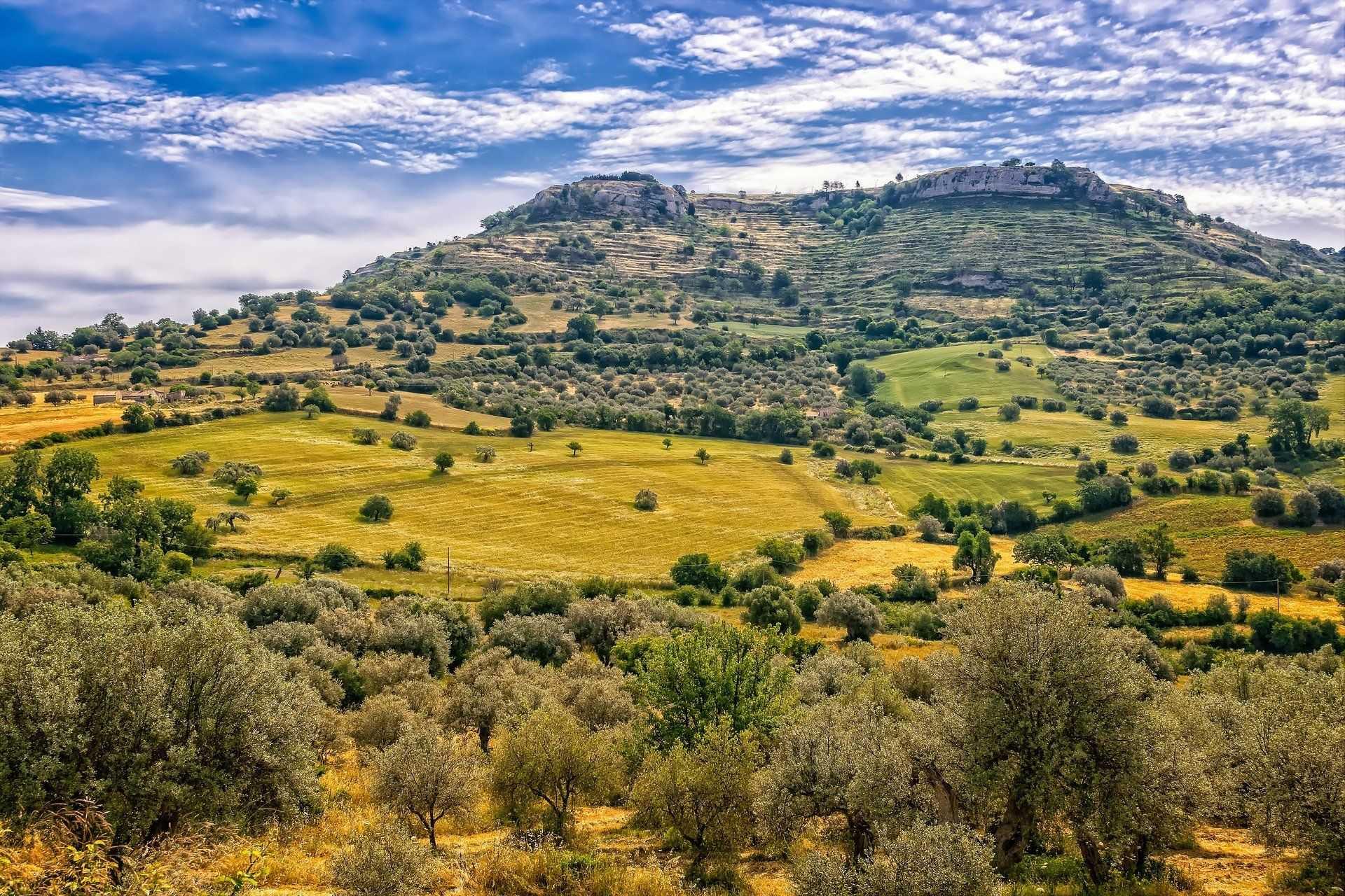 Randonnée dans l'Est Sicilien