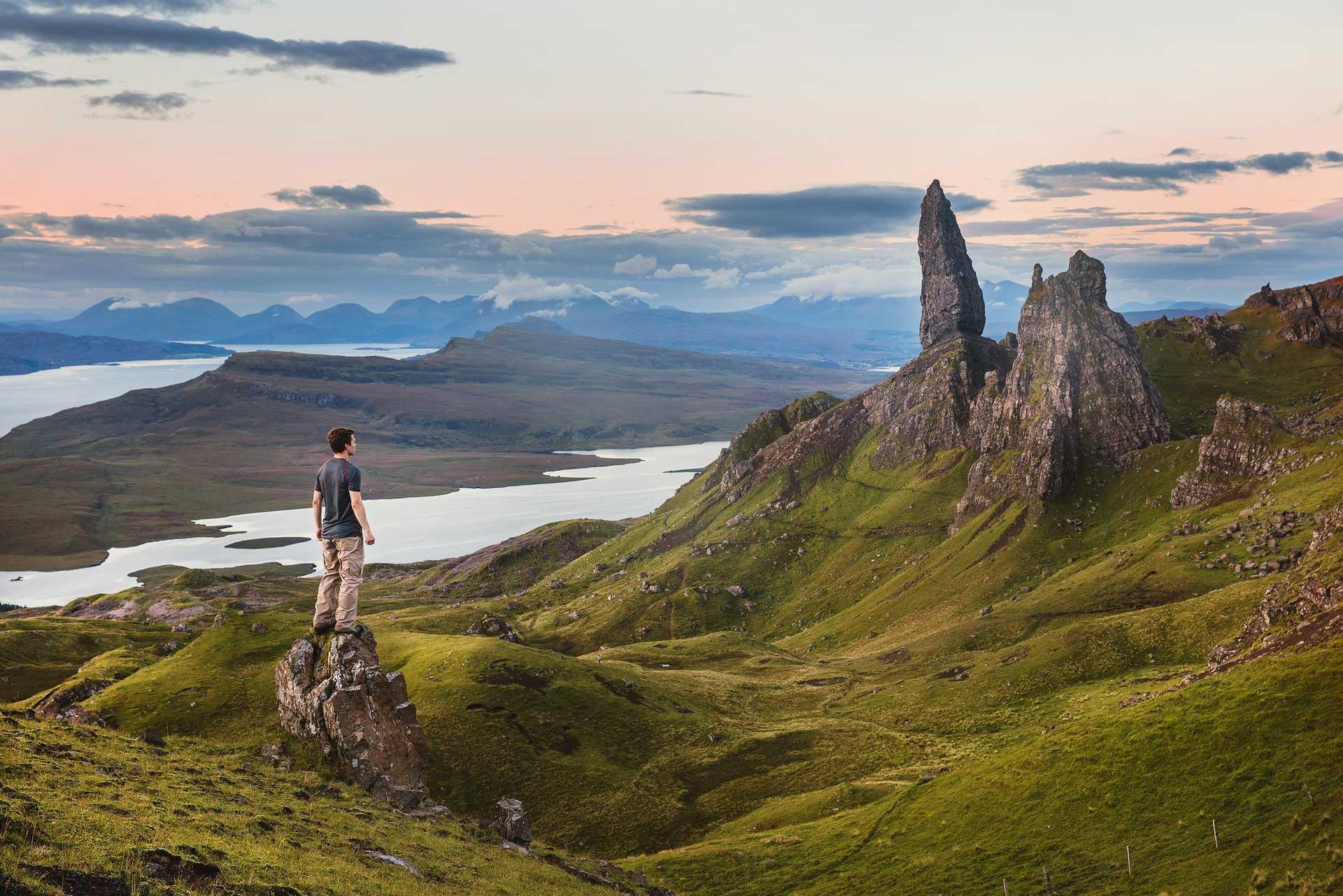 Randonnée île Skye
