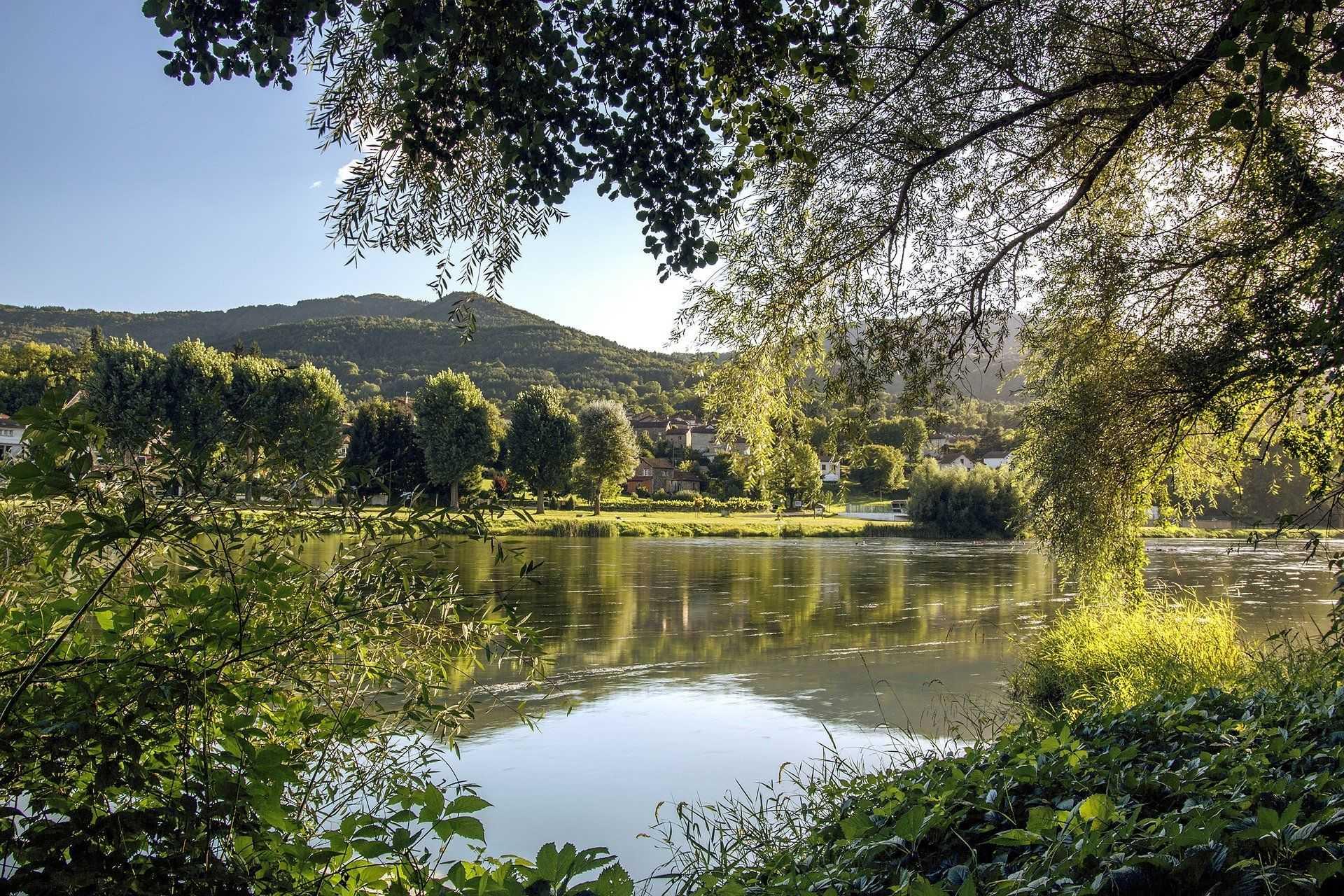 Randonnée le long de la Loire sur le Chemin de Stevenson