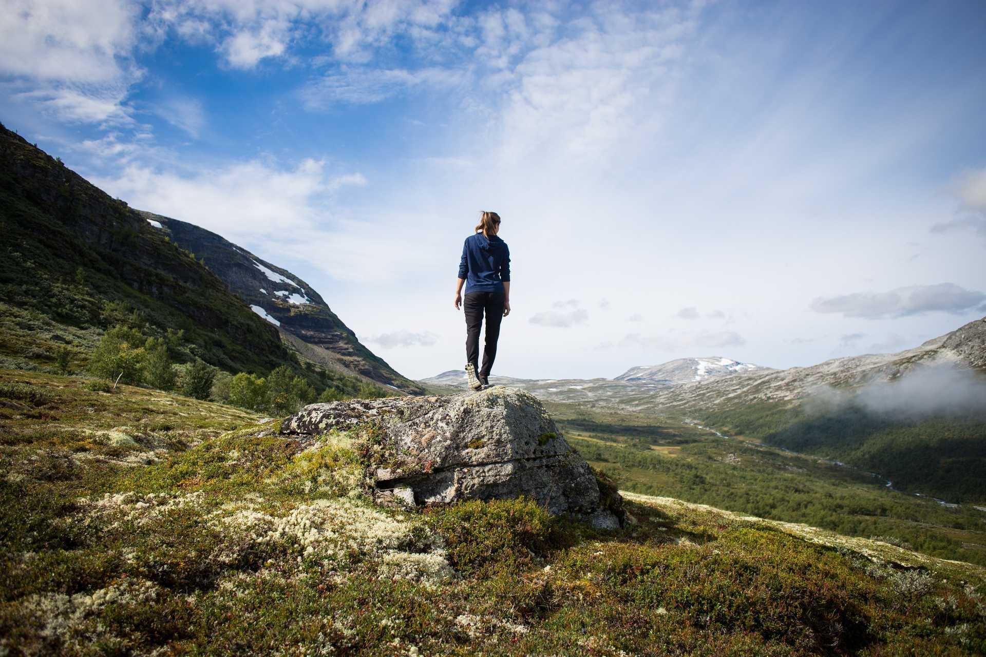 Randonnée nord de l'Ecosse