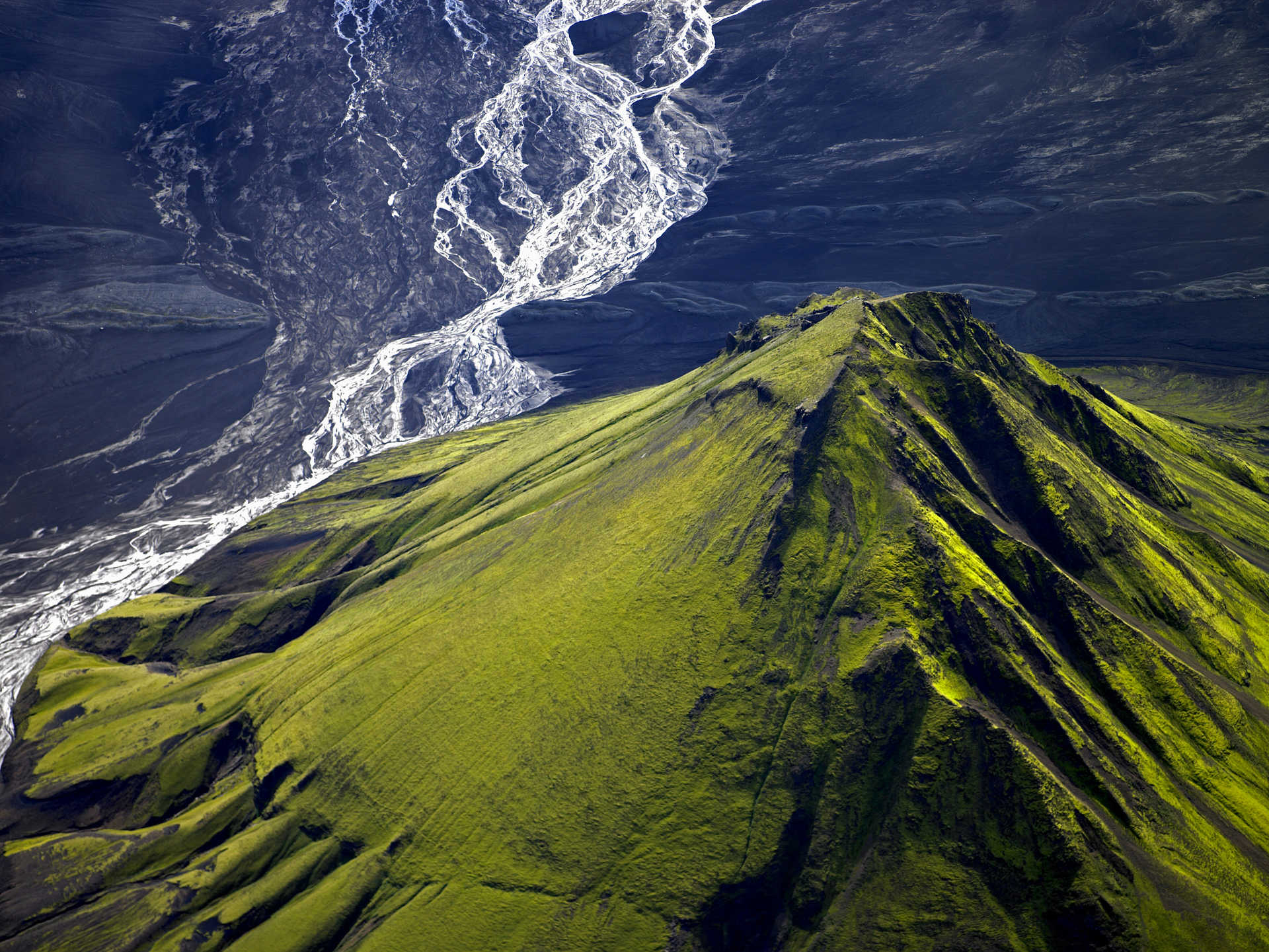 Réserve de Fjallaback, Islande