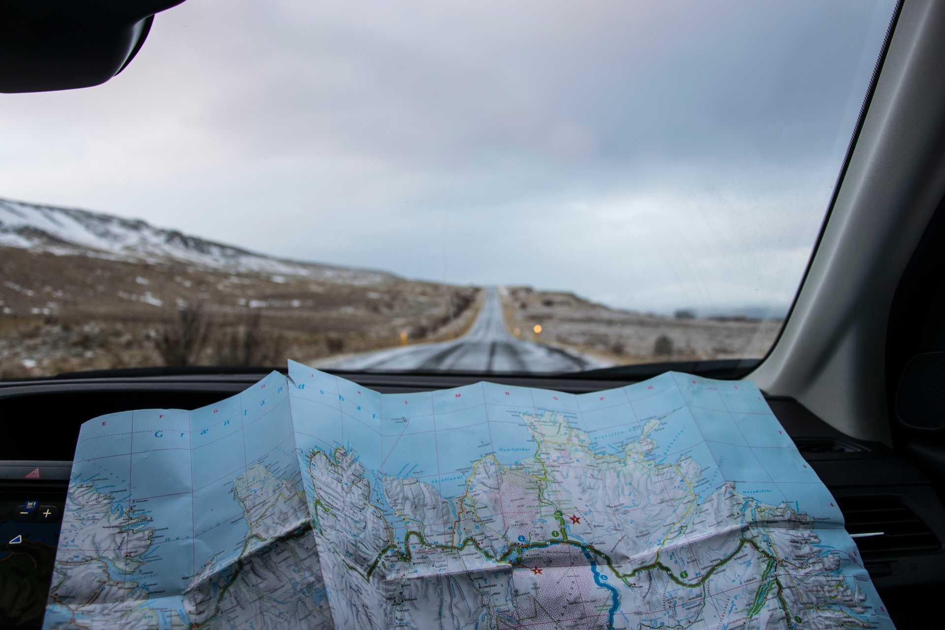 Photo d'un roadtrip en Islande