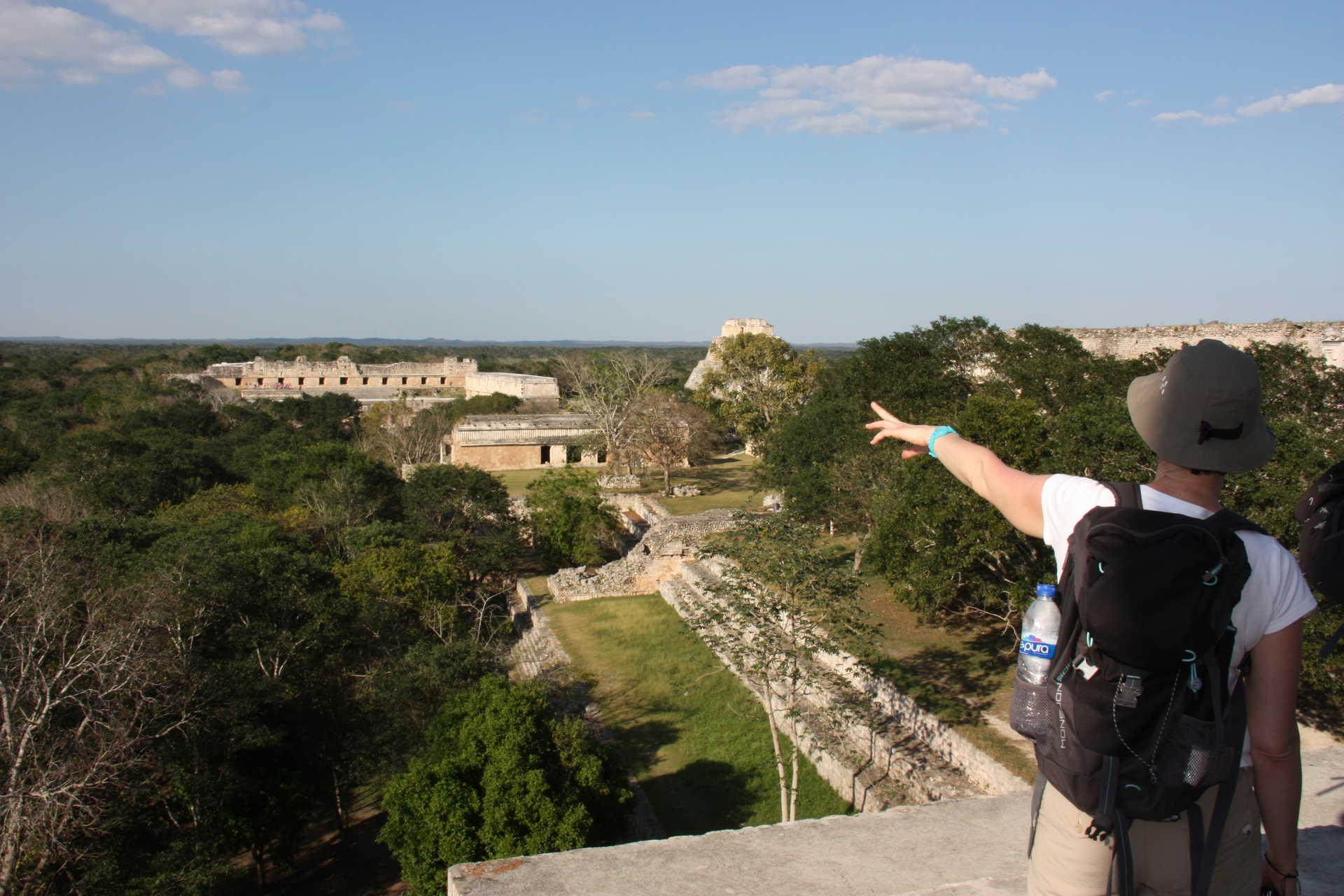 voyage découverte chiapas yucatan, Uxmal, Chichen Itza, Tulum