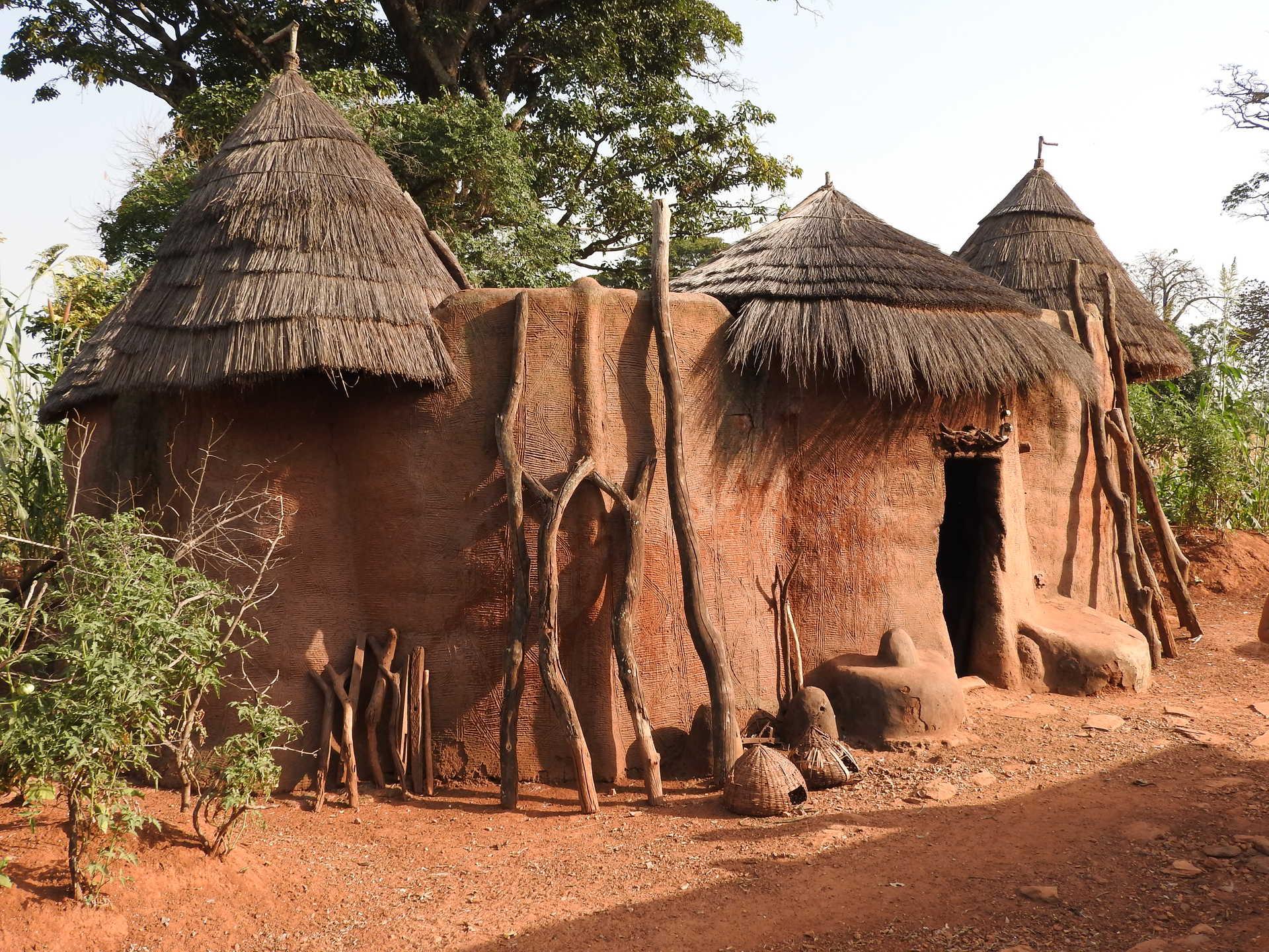 Tata Somba - Nord Bénin
