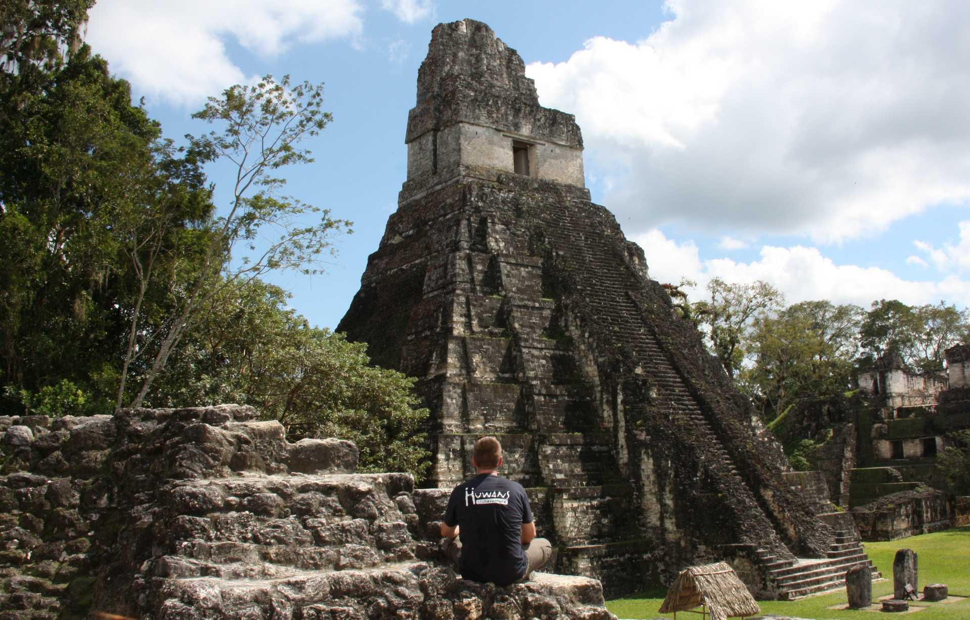 voyage découverte Guatemala Honduras, Tikal, lac Atitlan, Antigua