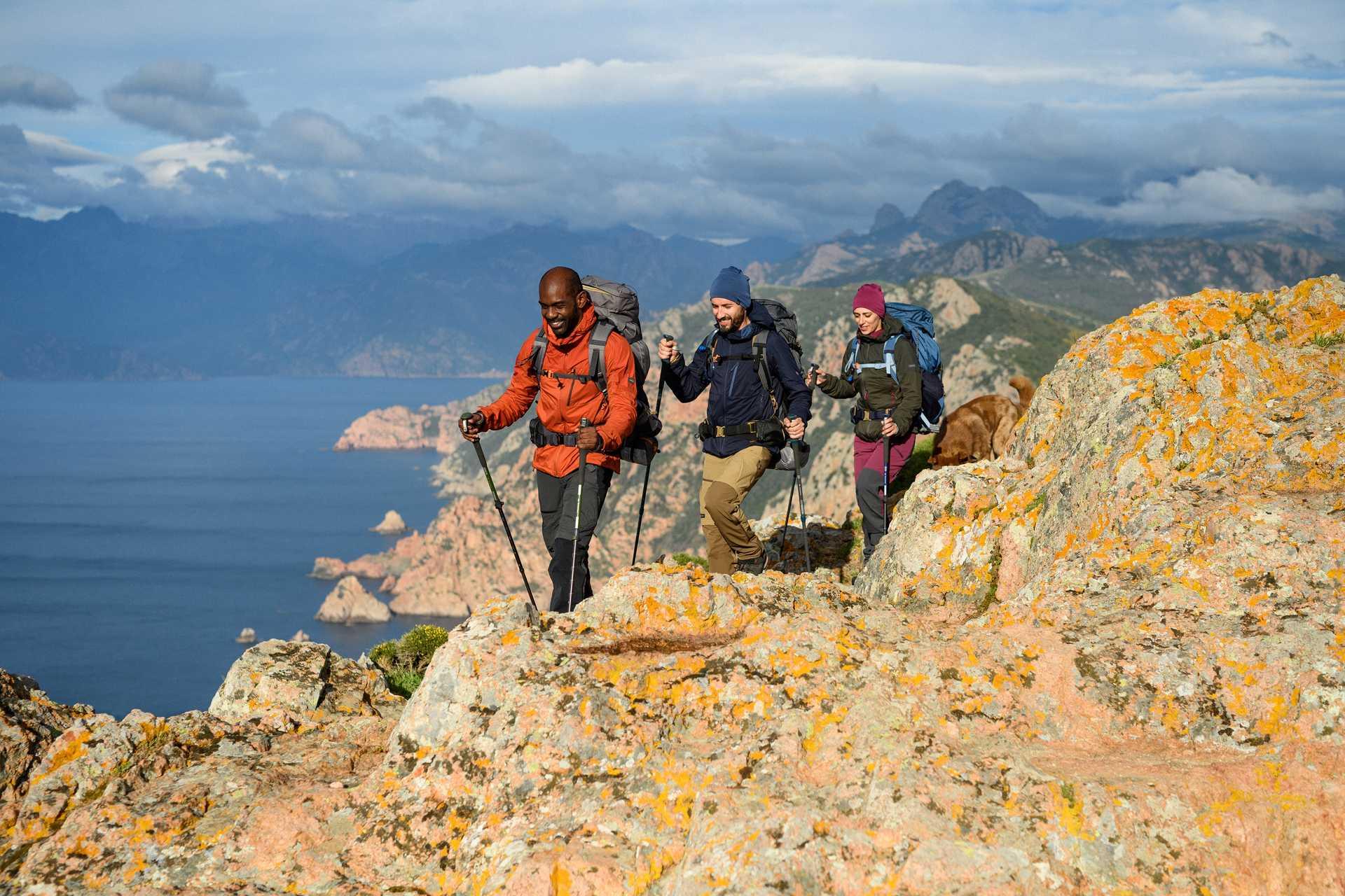 Trek en Corse