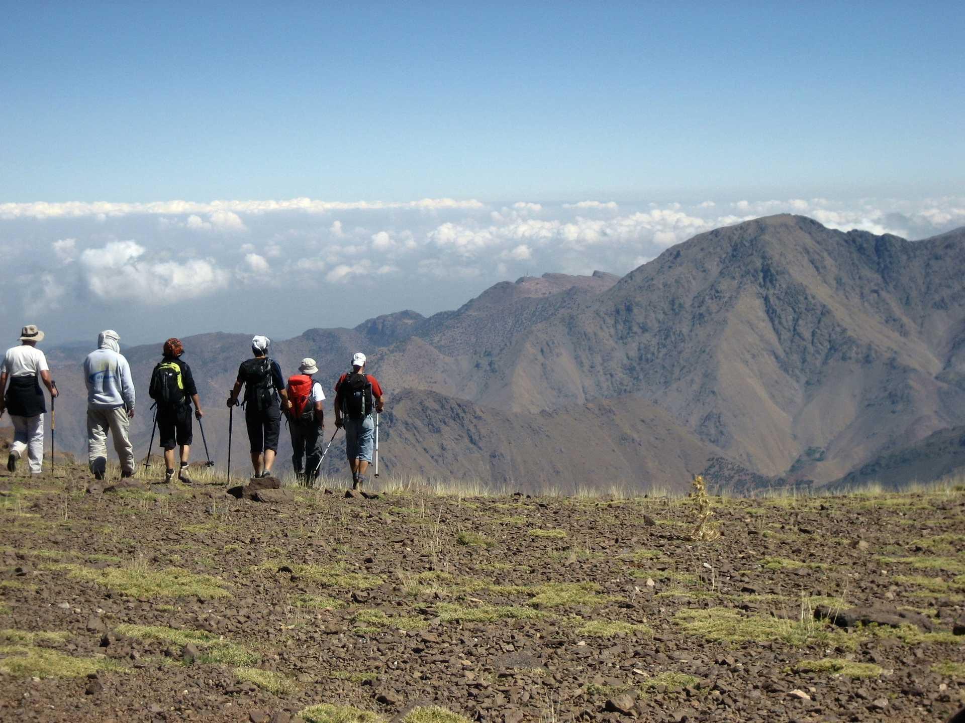 Trek Toubkal Haut Atlas Maroc