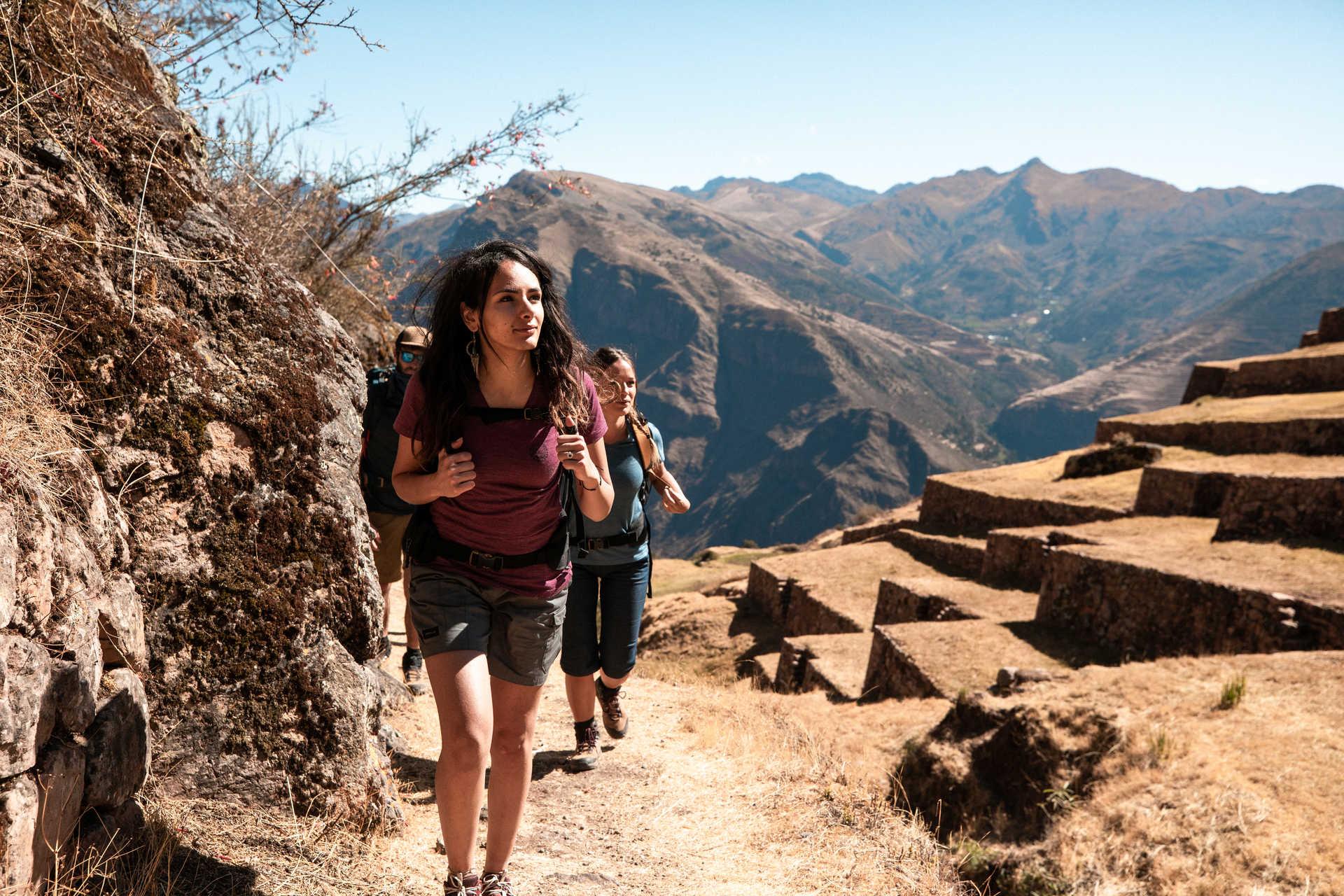 Trekking à la Vallée Sacrée