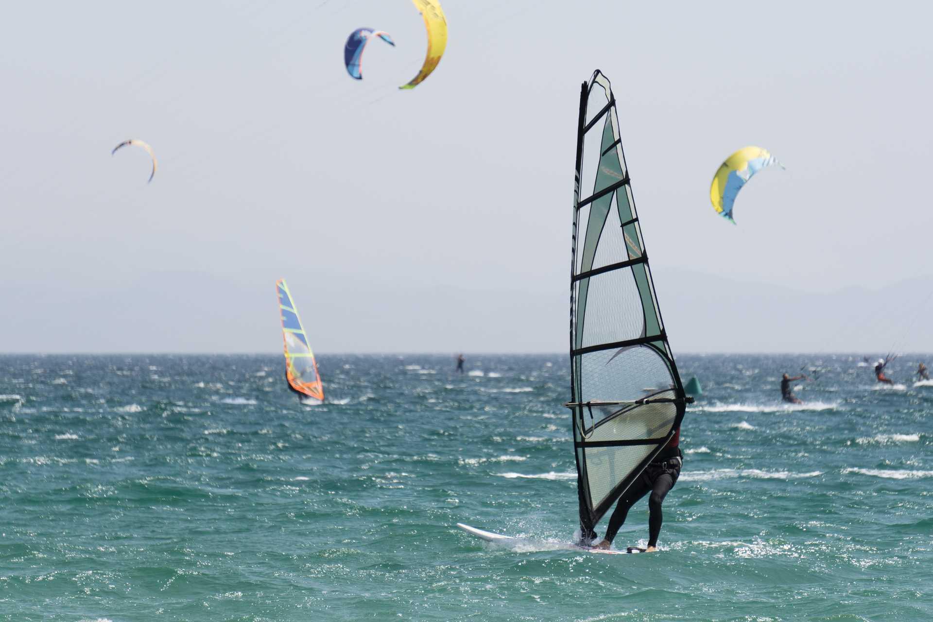 Windsurf à Tarifa