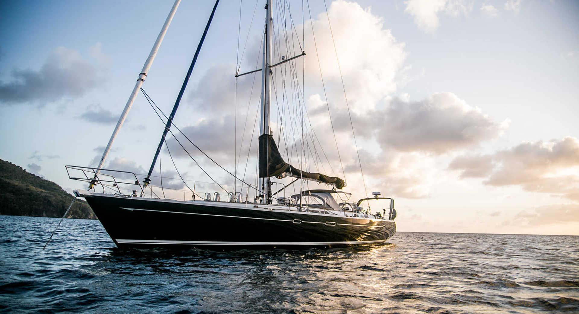 Croisière à bord du voilier Lifesong
