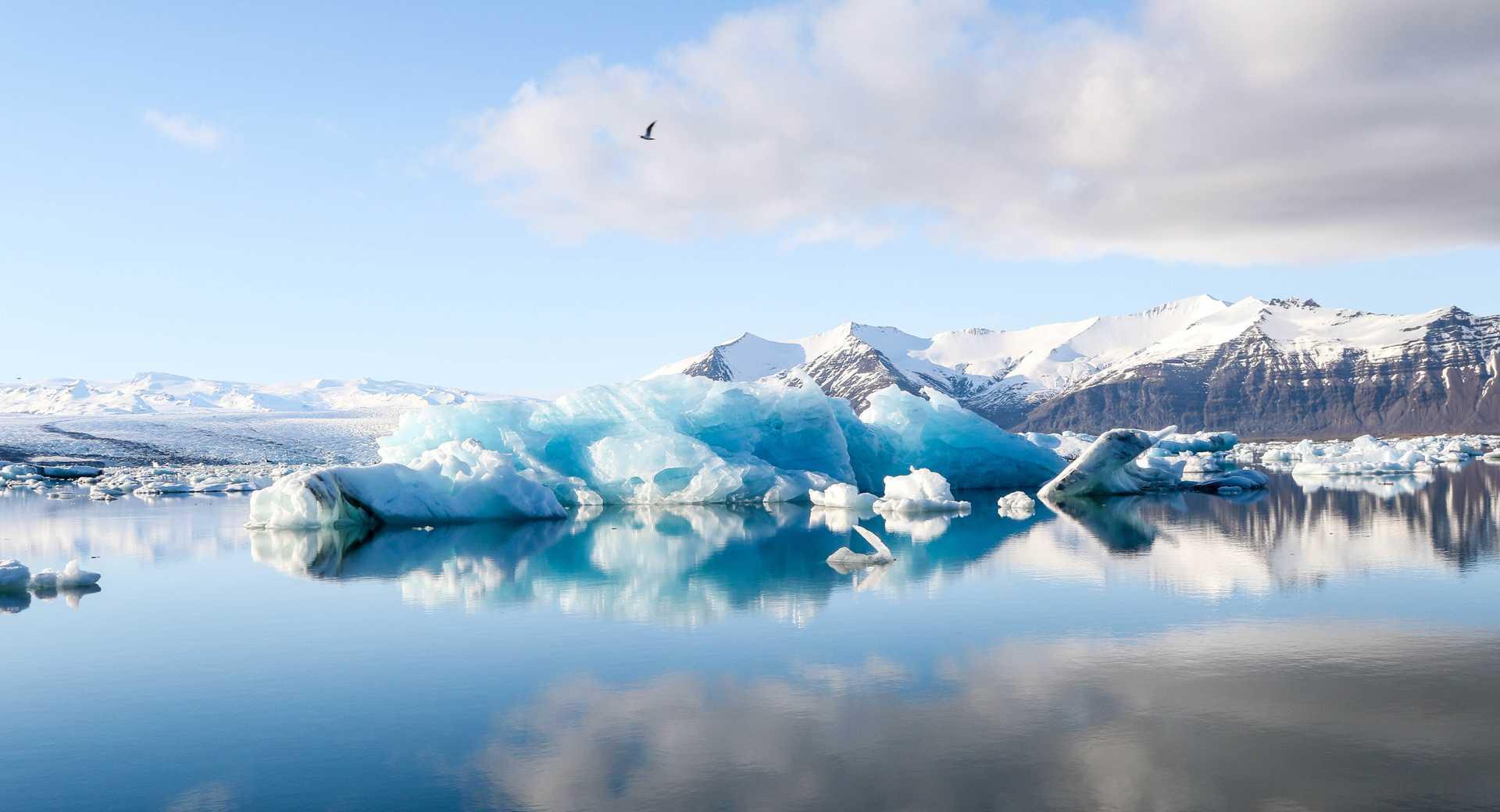 Icebergs en Islande, Jokulsarlon