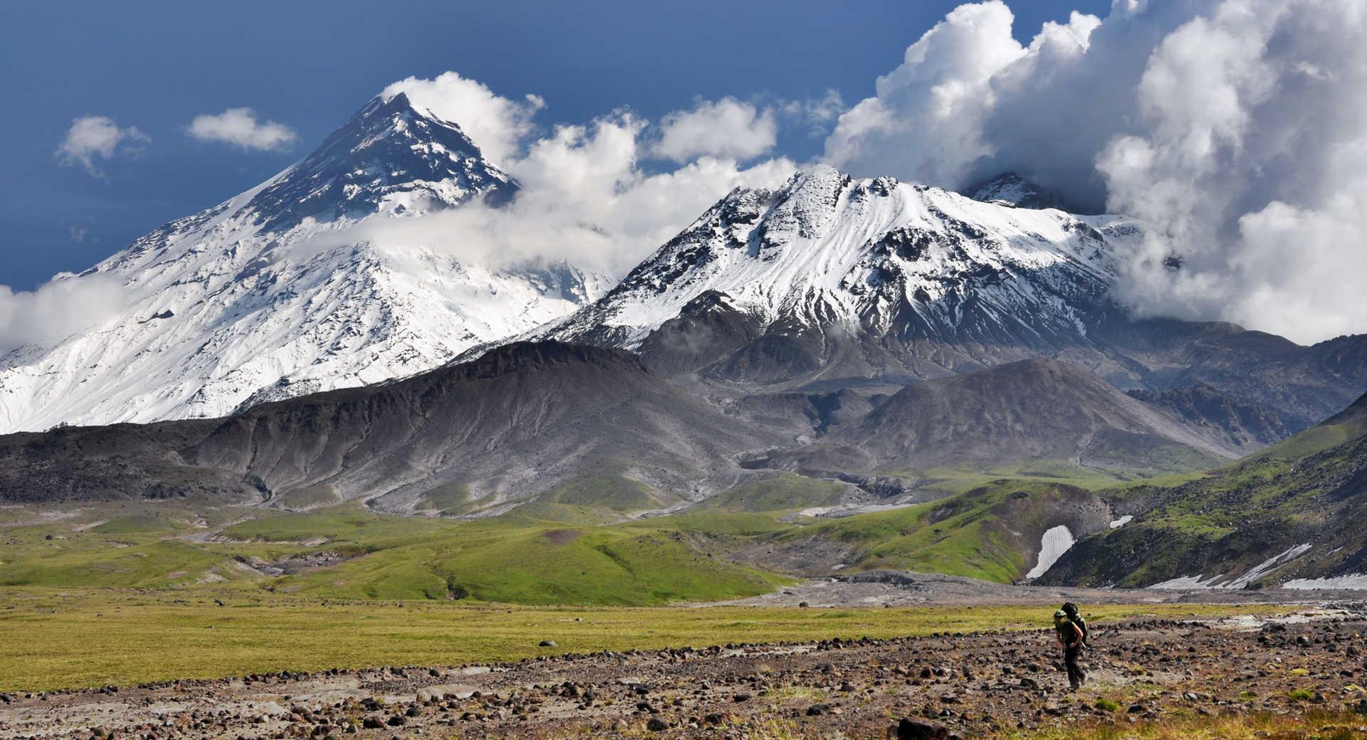 Kamtchatka, Sibérie