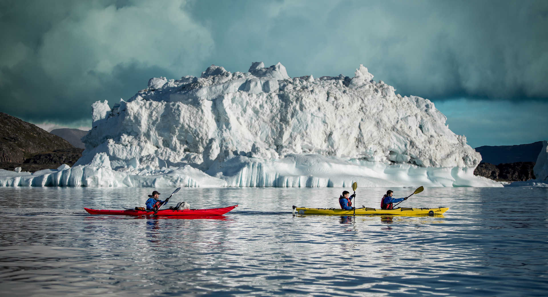 Voyage Groenland Rando Et Kayak Dans L Ouest Groenlandais Huwans