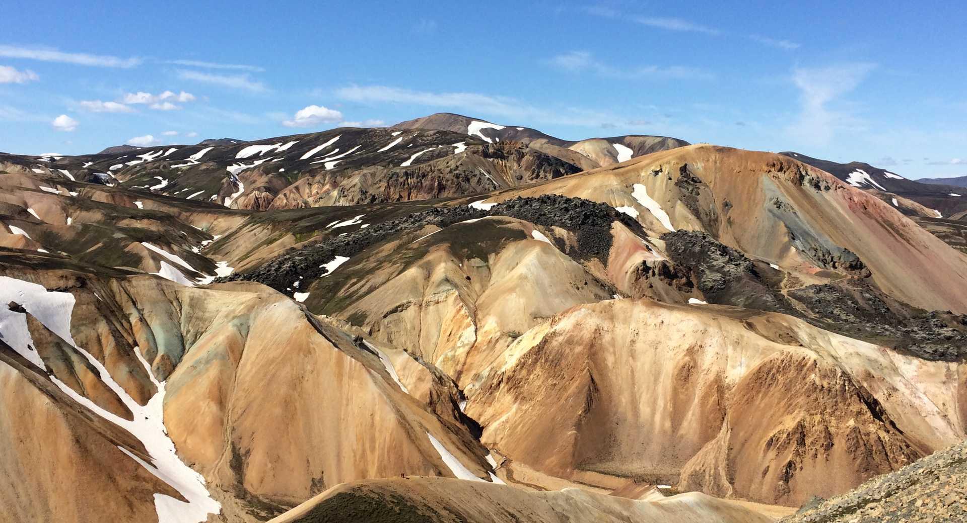 Landmmanalaugar, Islande