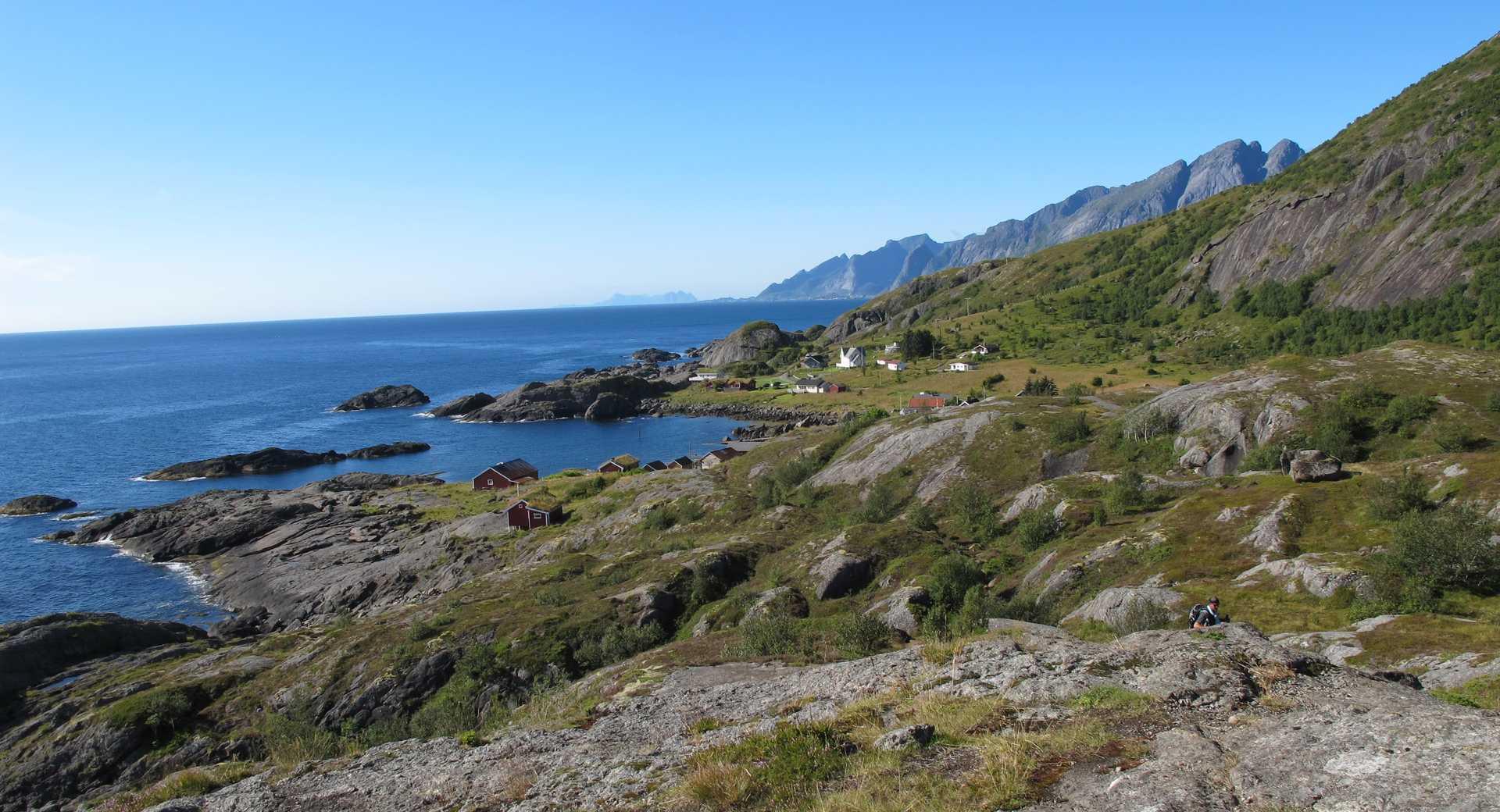 Nusfjord Norvège Lofoten